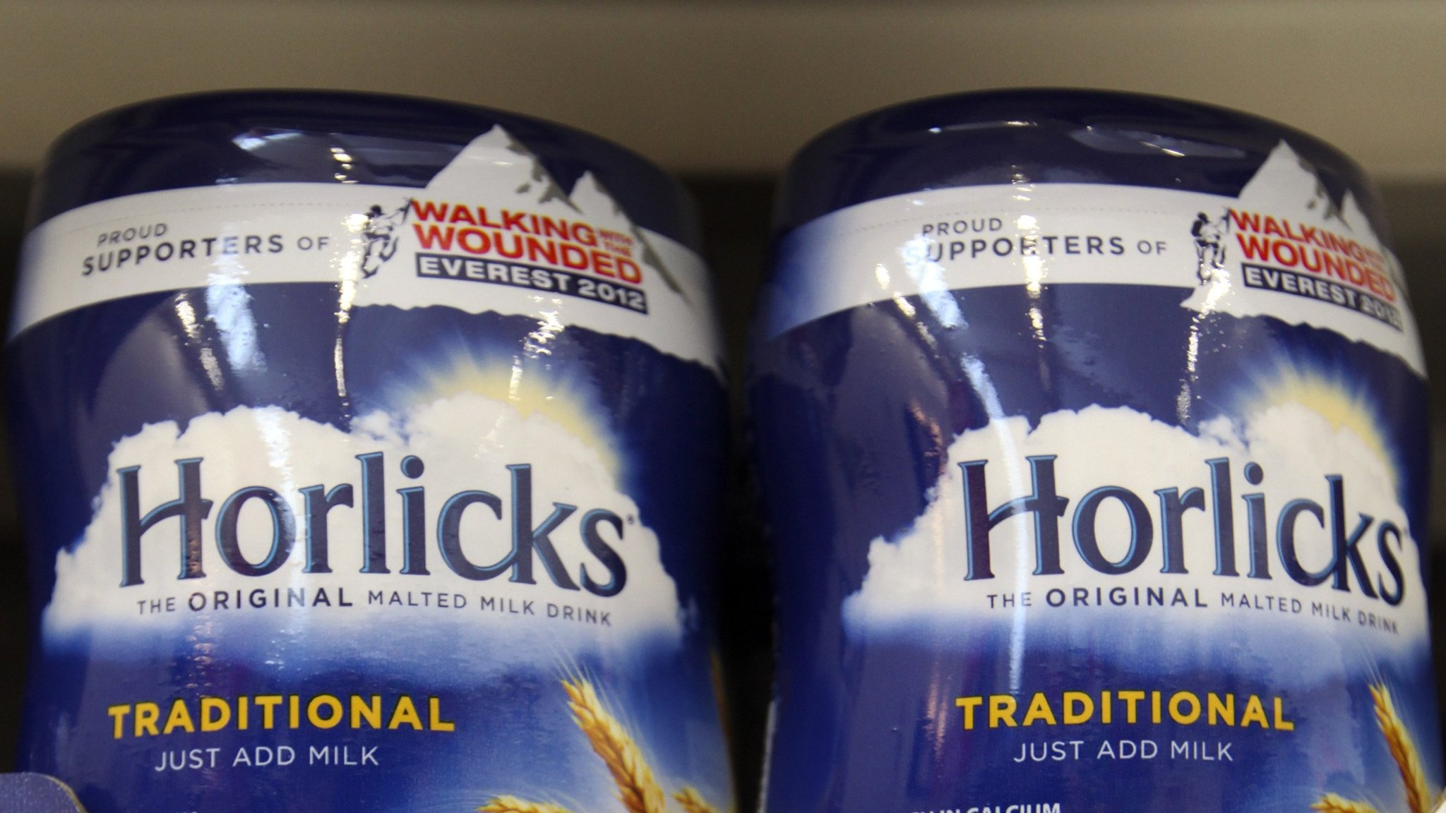 horlicks marketing strategy