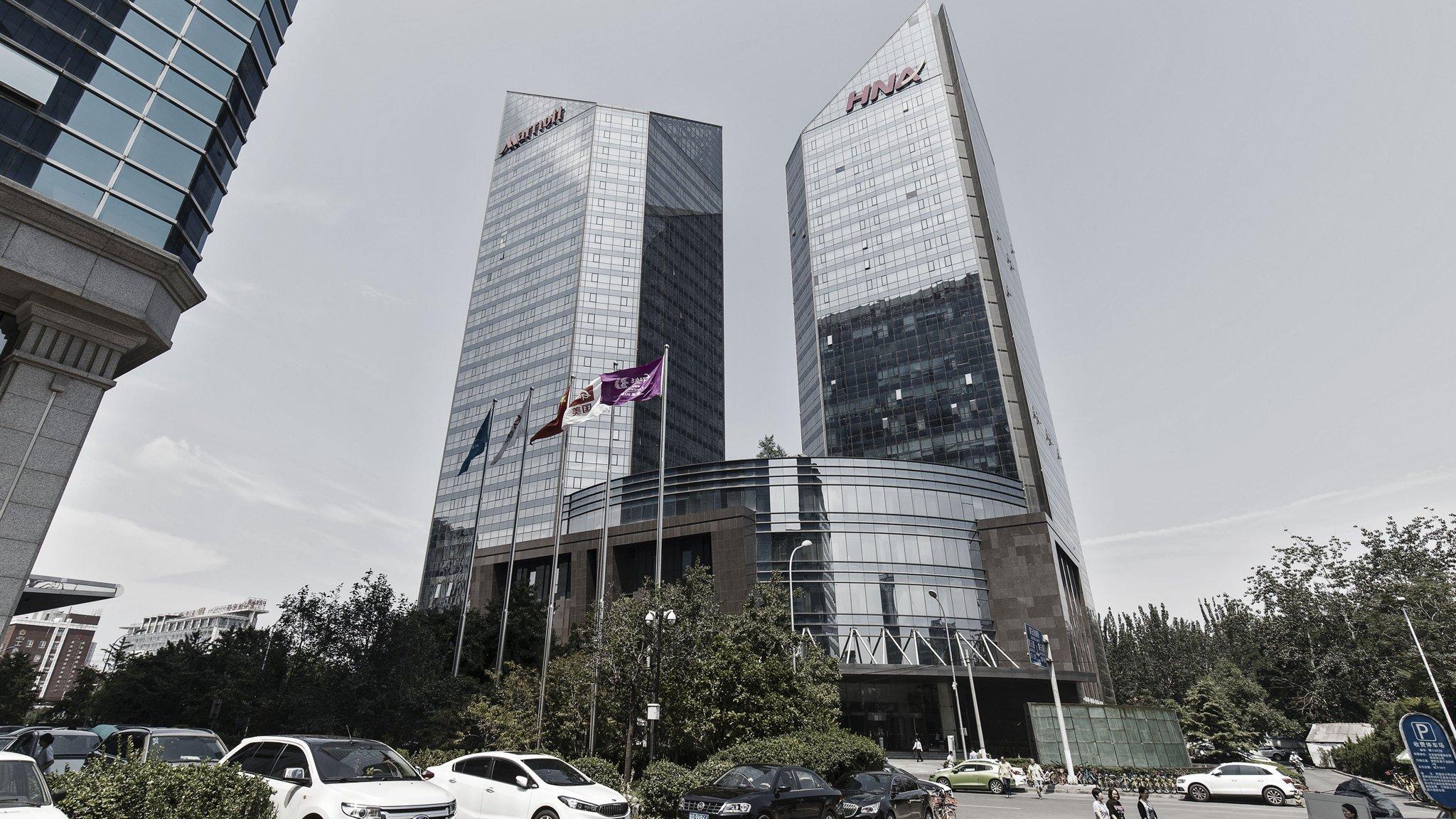 Distressed debt investors line up to offer HNA financing
