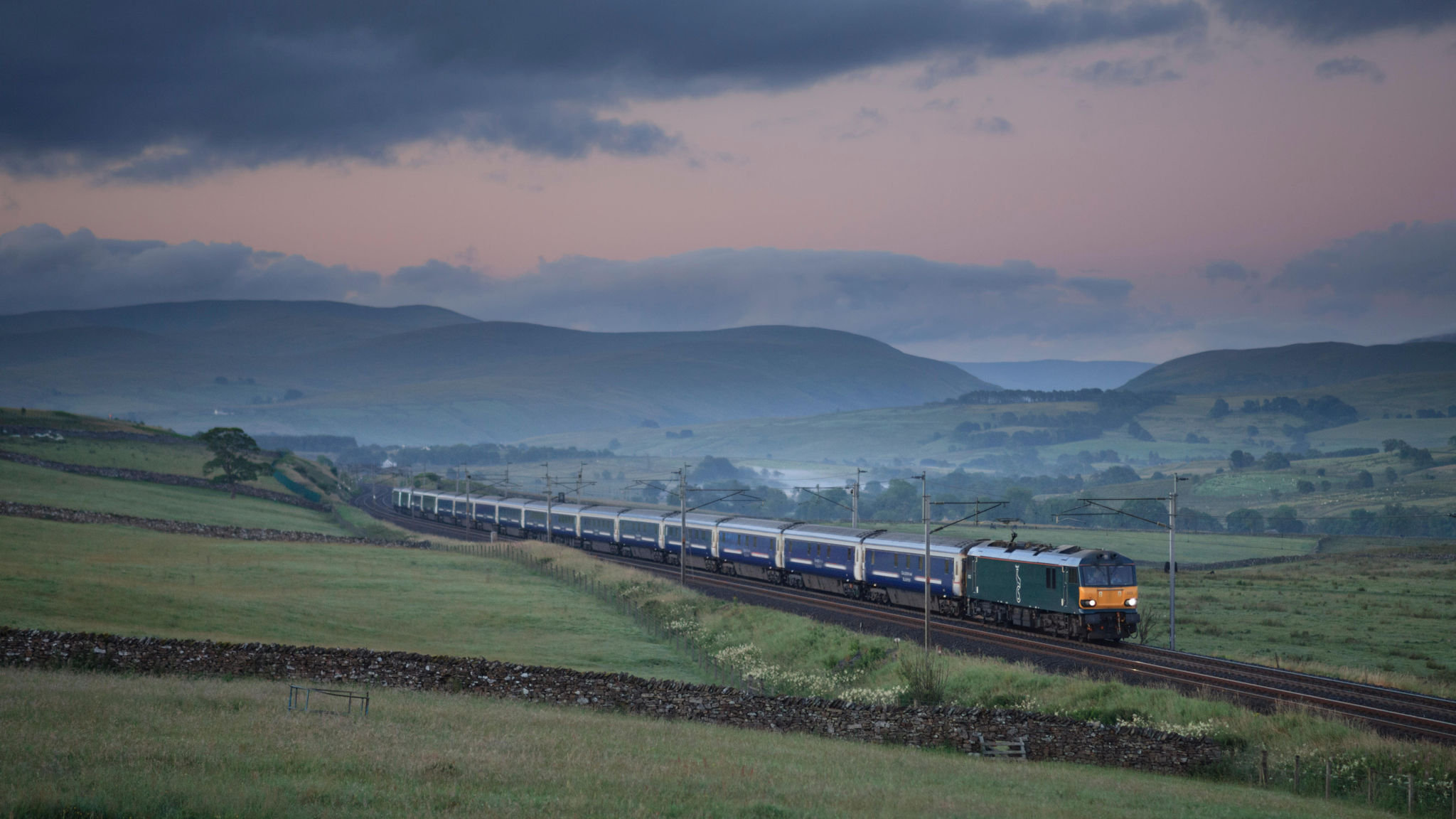 Can The New Caledonian Sleeper Revive The Romance Of Rail