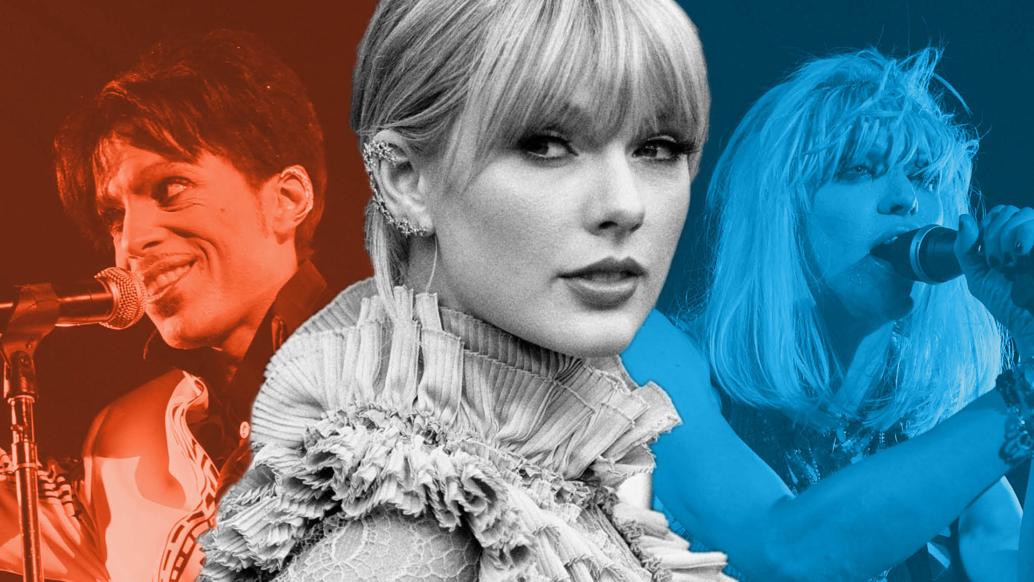 Taylor Swift Joins Historic Line Up Of Artists V Record Labels
