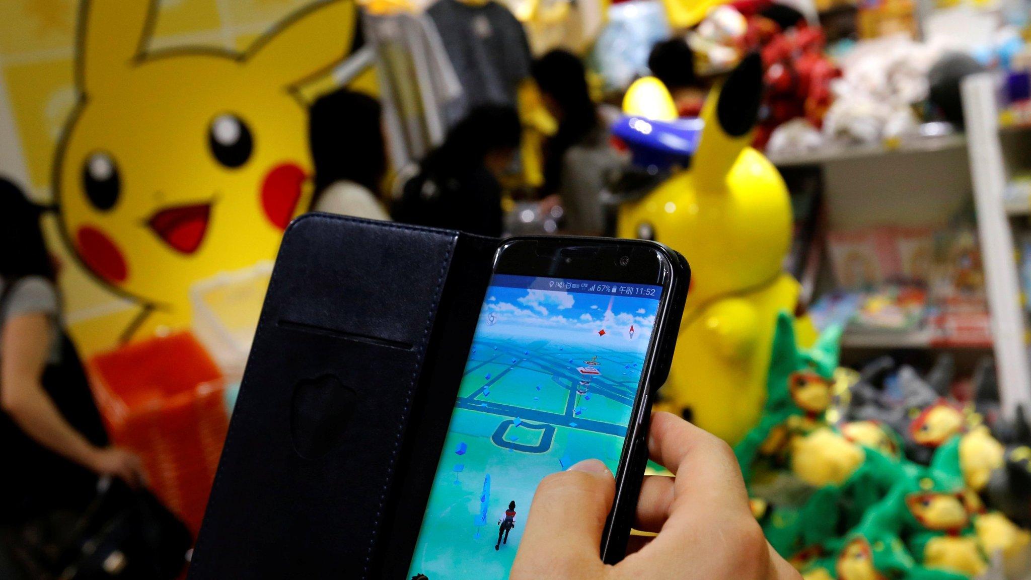 Pokémon Go set finally to land in China
