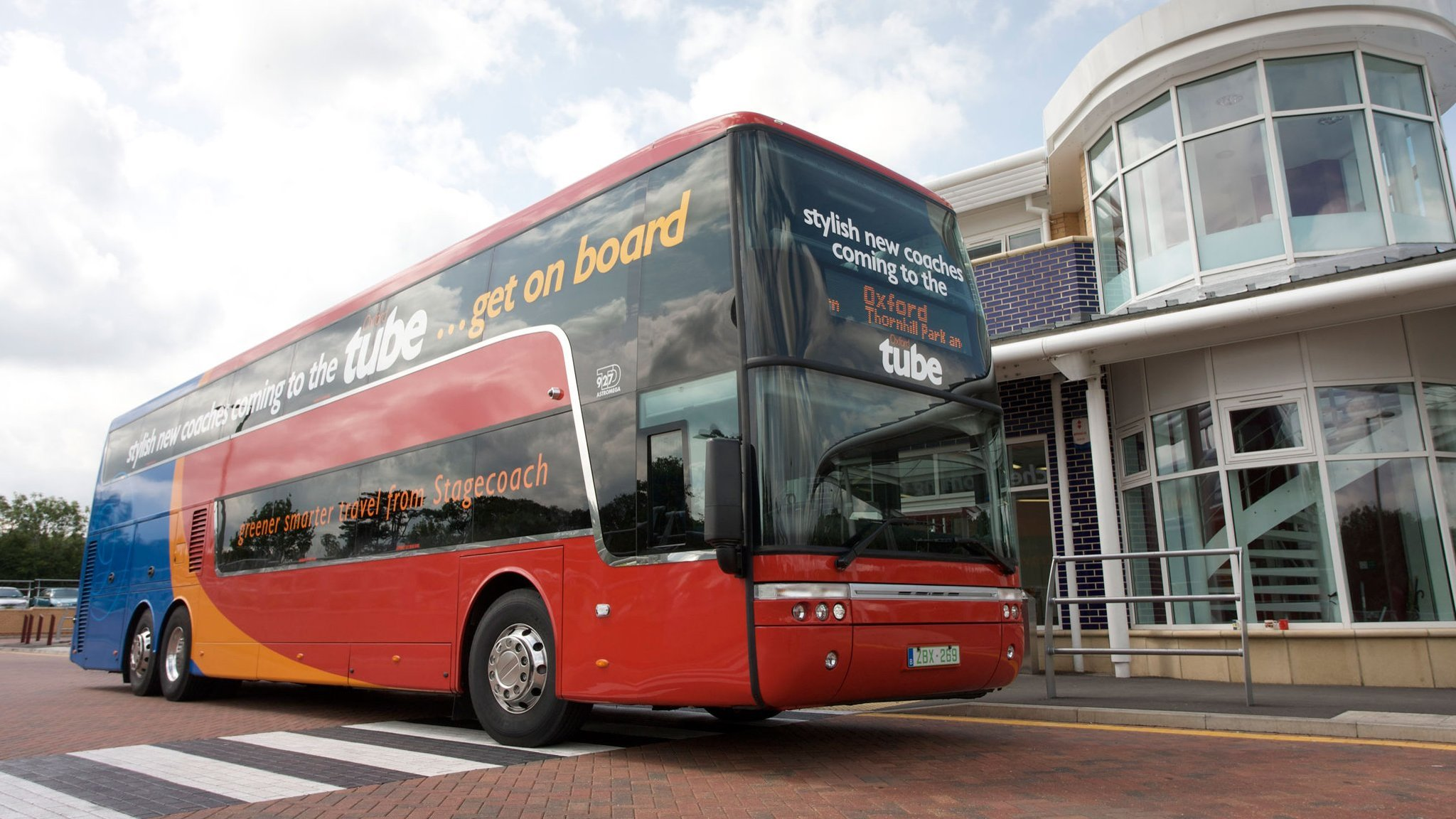 S44 Bus Time >> Stagecoach Starts Uk S First Private Park And Ride Scheme