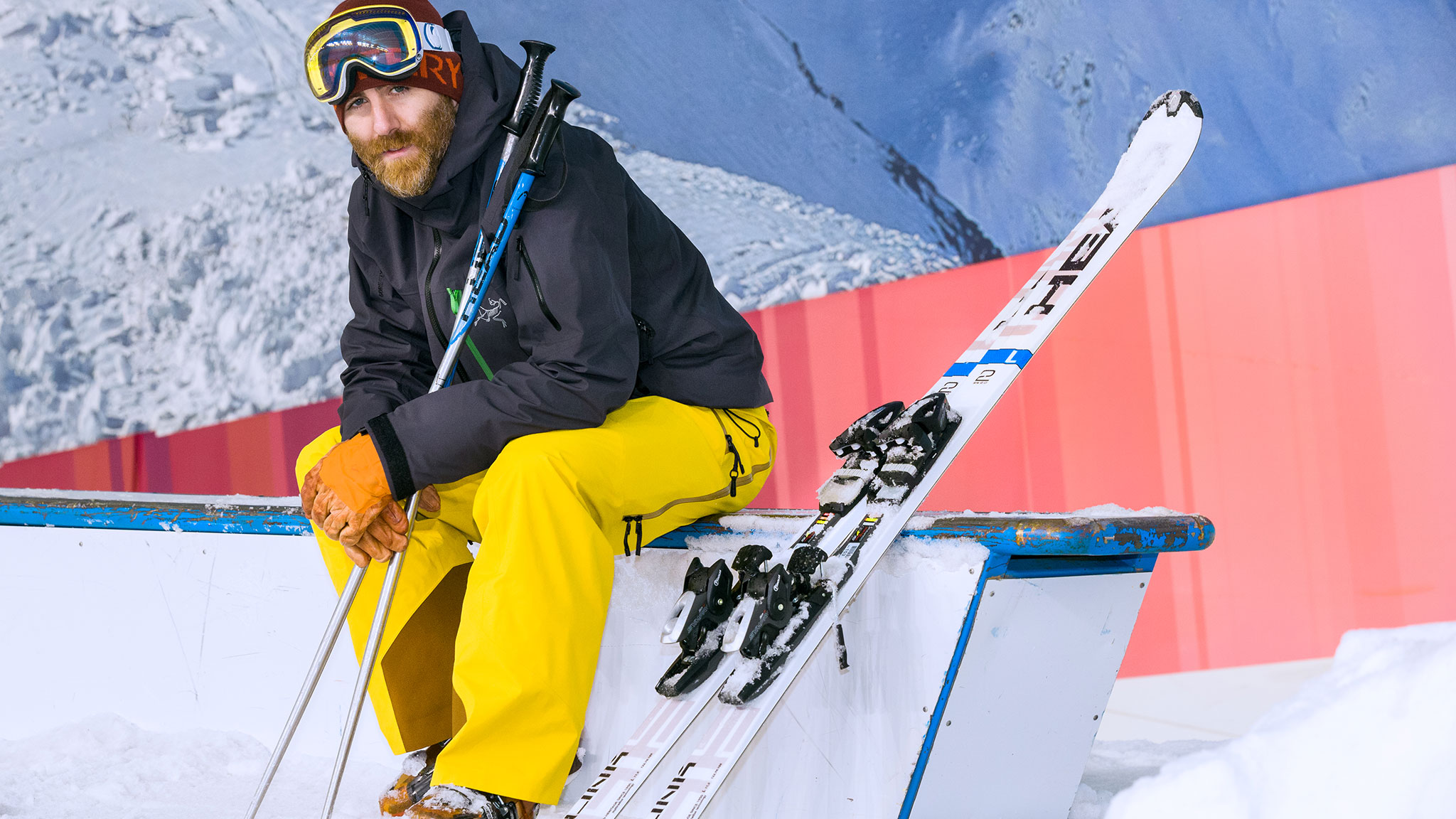 ab253e2c50 Latest skiwear designs put to the test | Financial Times