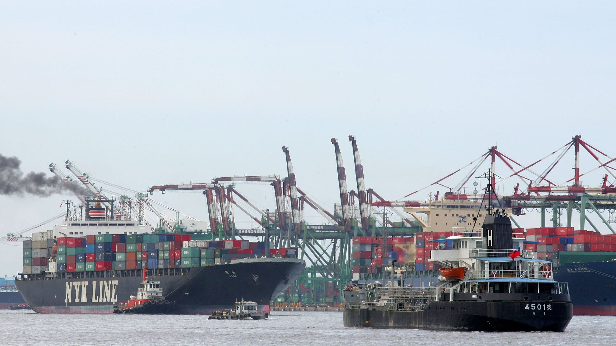 NYK, MOL and K Line to combine container shipping units