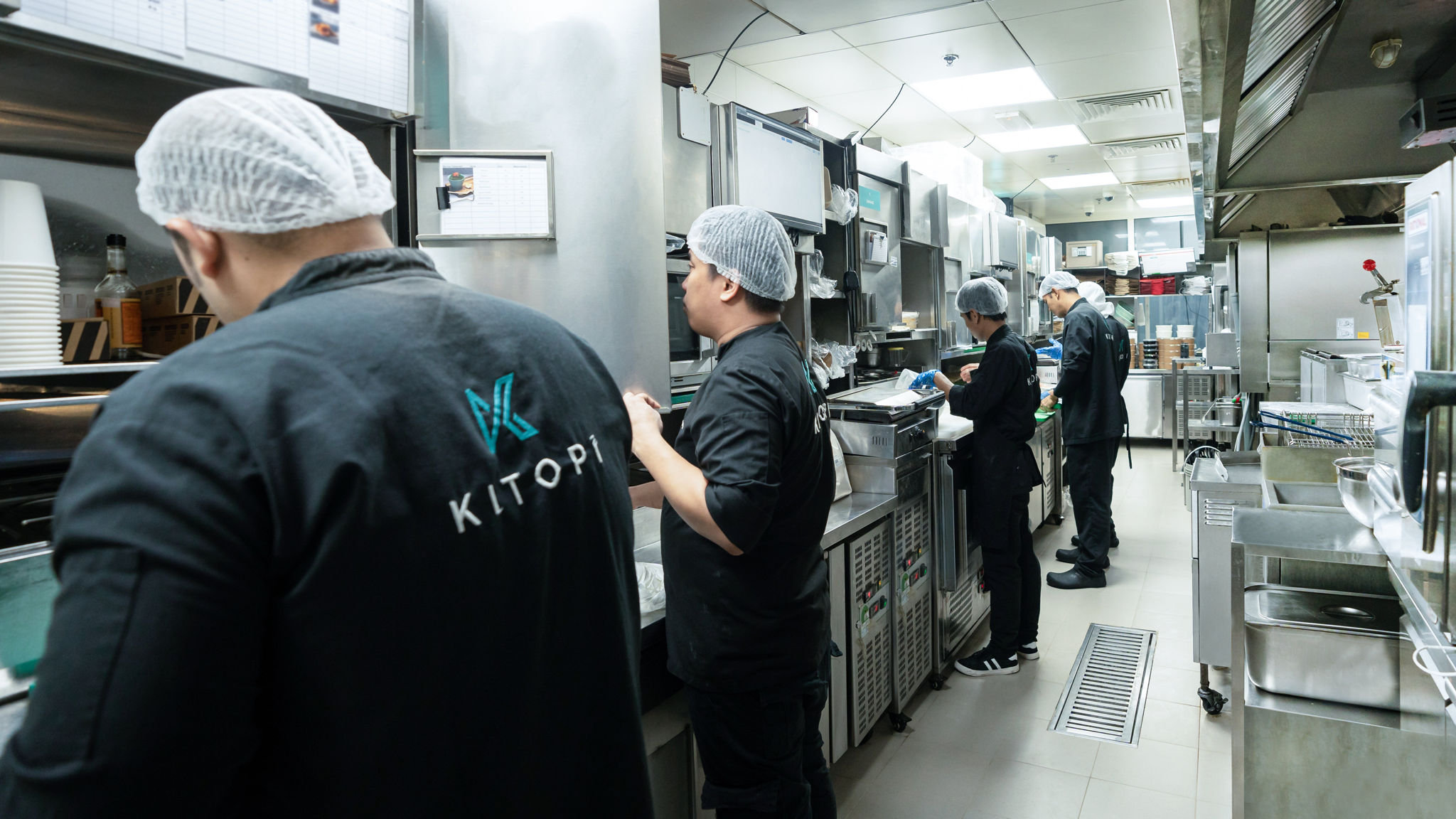 Kitopi Cloud Kitchen