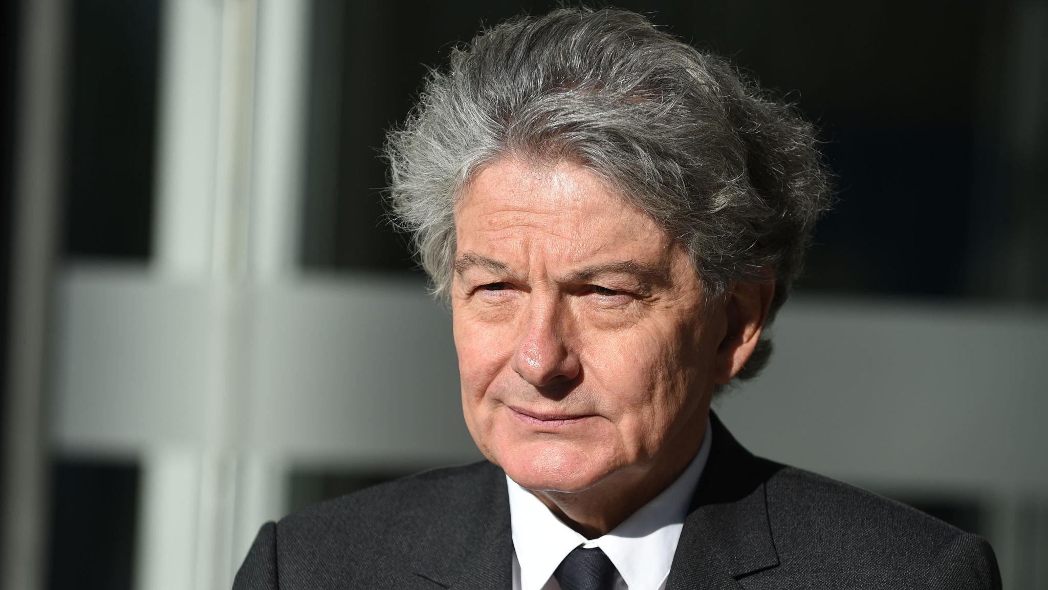 Breton wins green light from MEPs for industrial portfolio