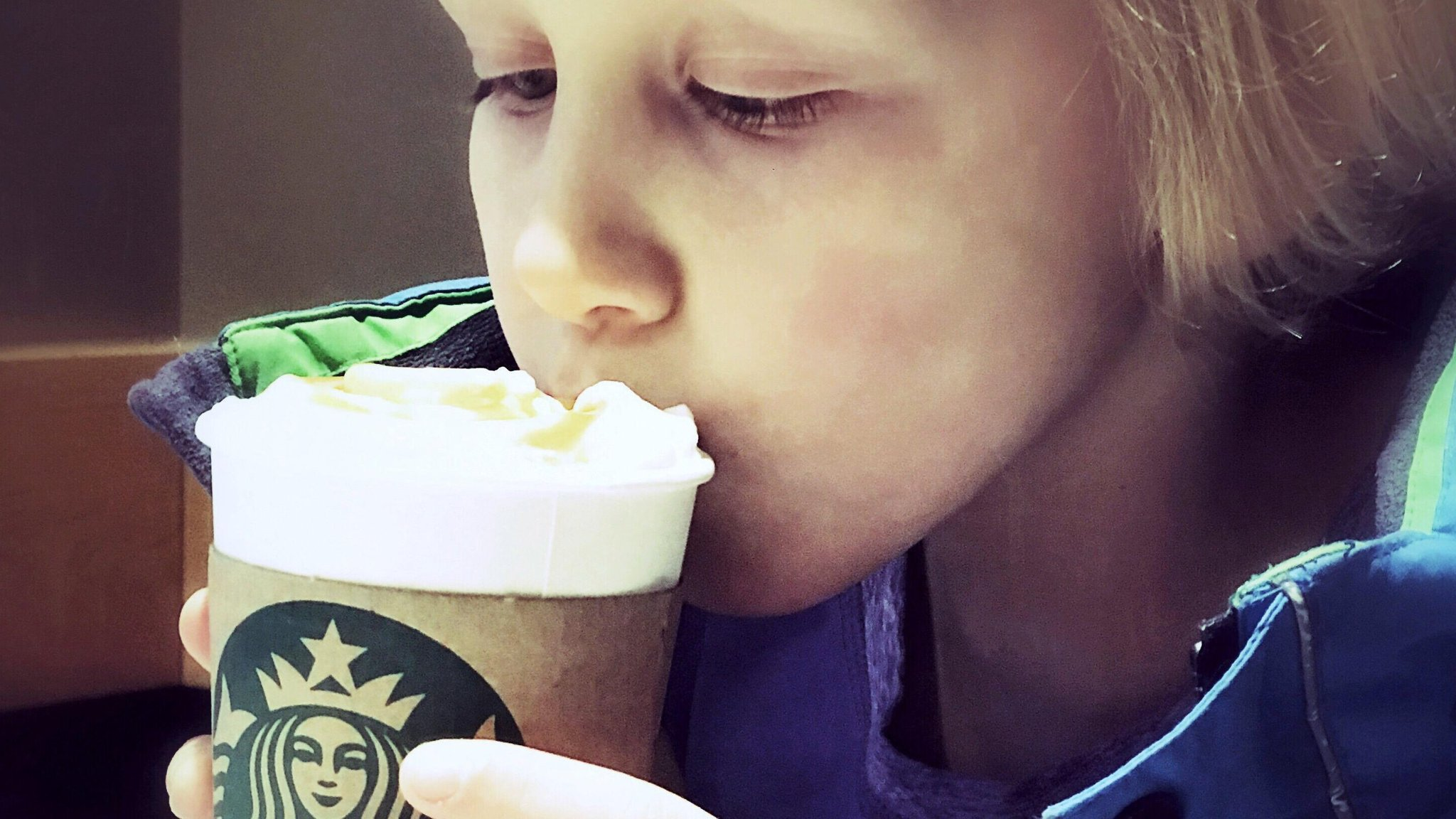 Coffee Chains Targeted In Move To Tackle Childhood Obesity