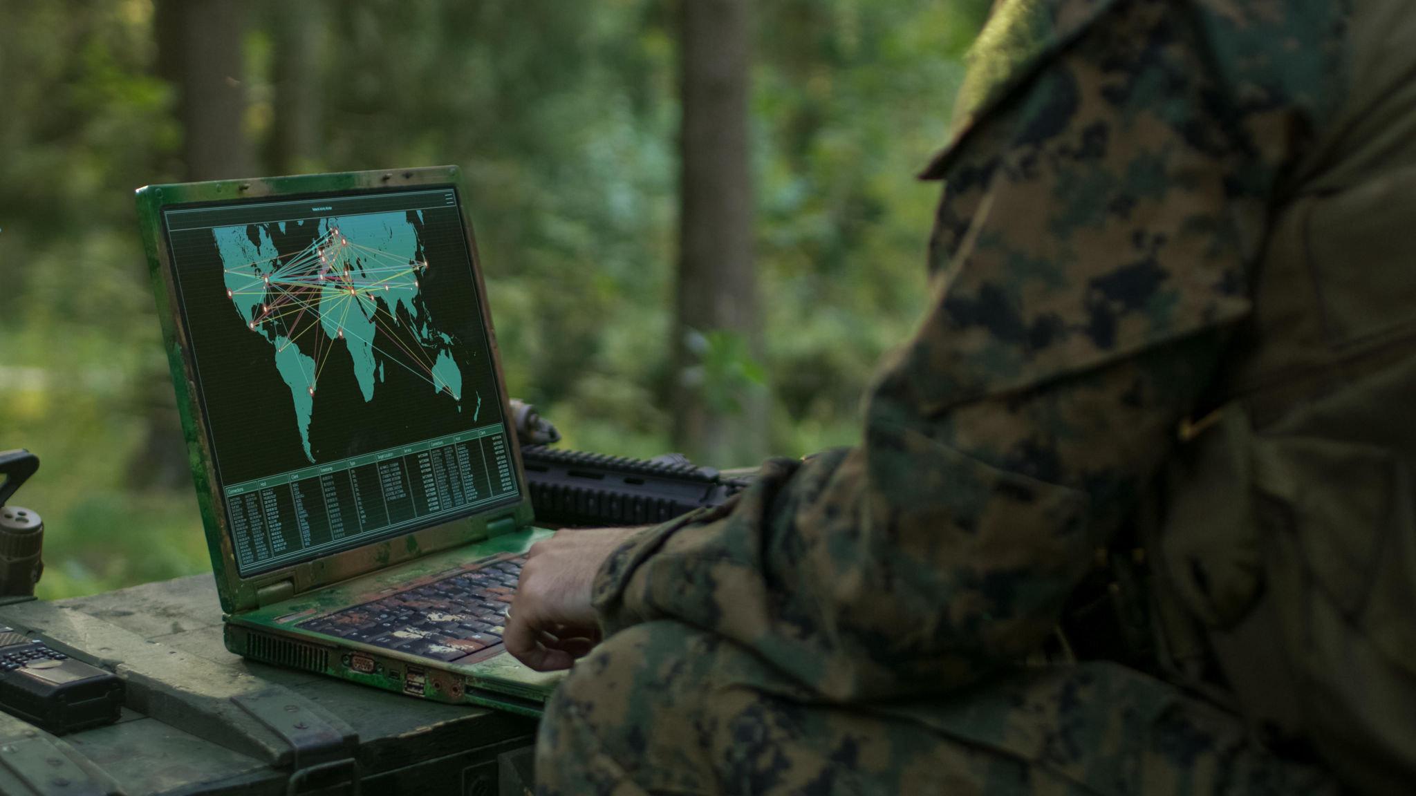 Future of warfare: high-tech militias fight smouldering proxy wars
