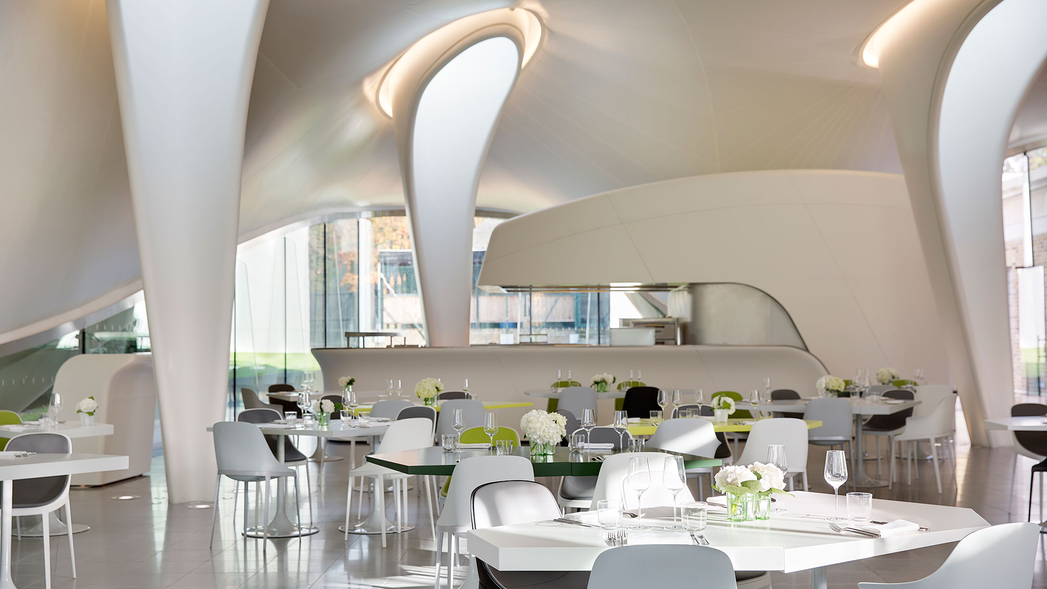 How Restaurant Design Has Evolved Over The Past 250 Years Financial Times