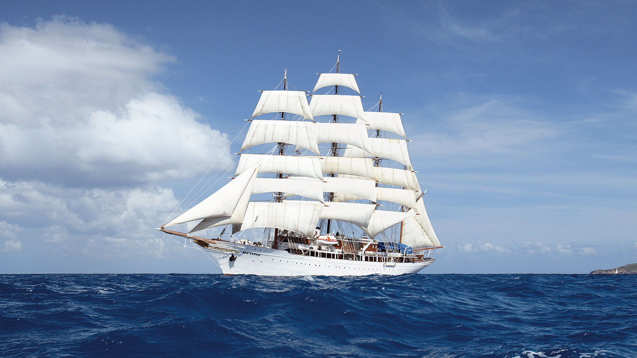 Sea Cloud's sailing cruise | Financial Times