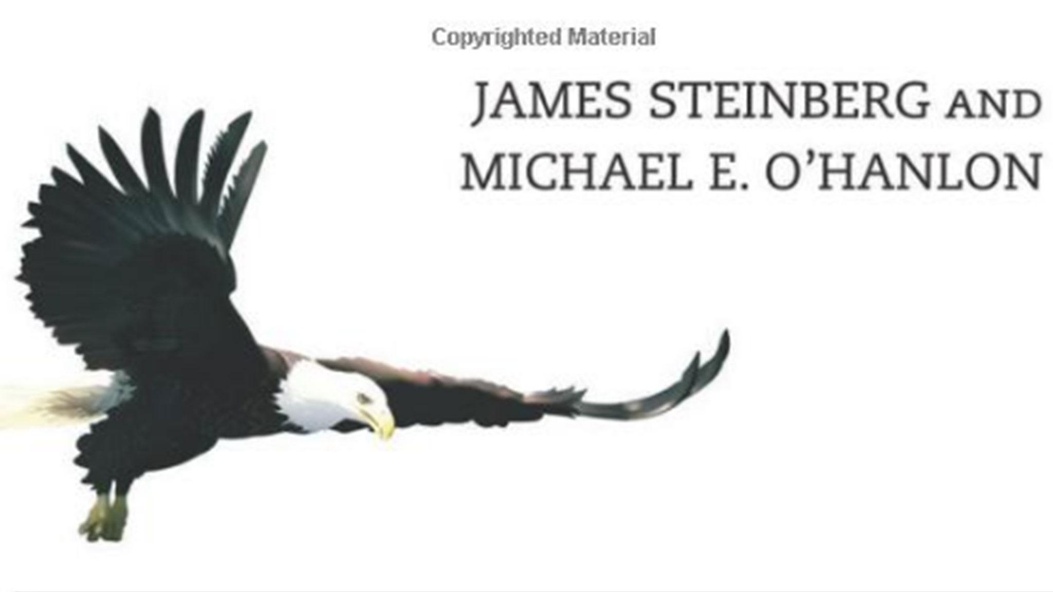 strategic reassurance and resolve steinberg james o hanlon michael e
