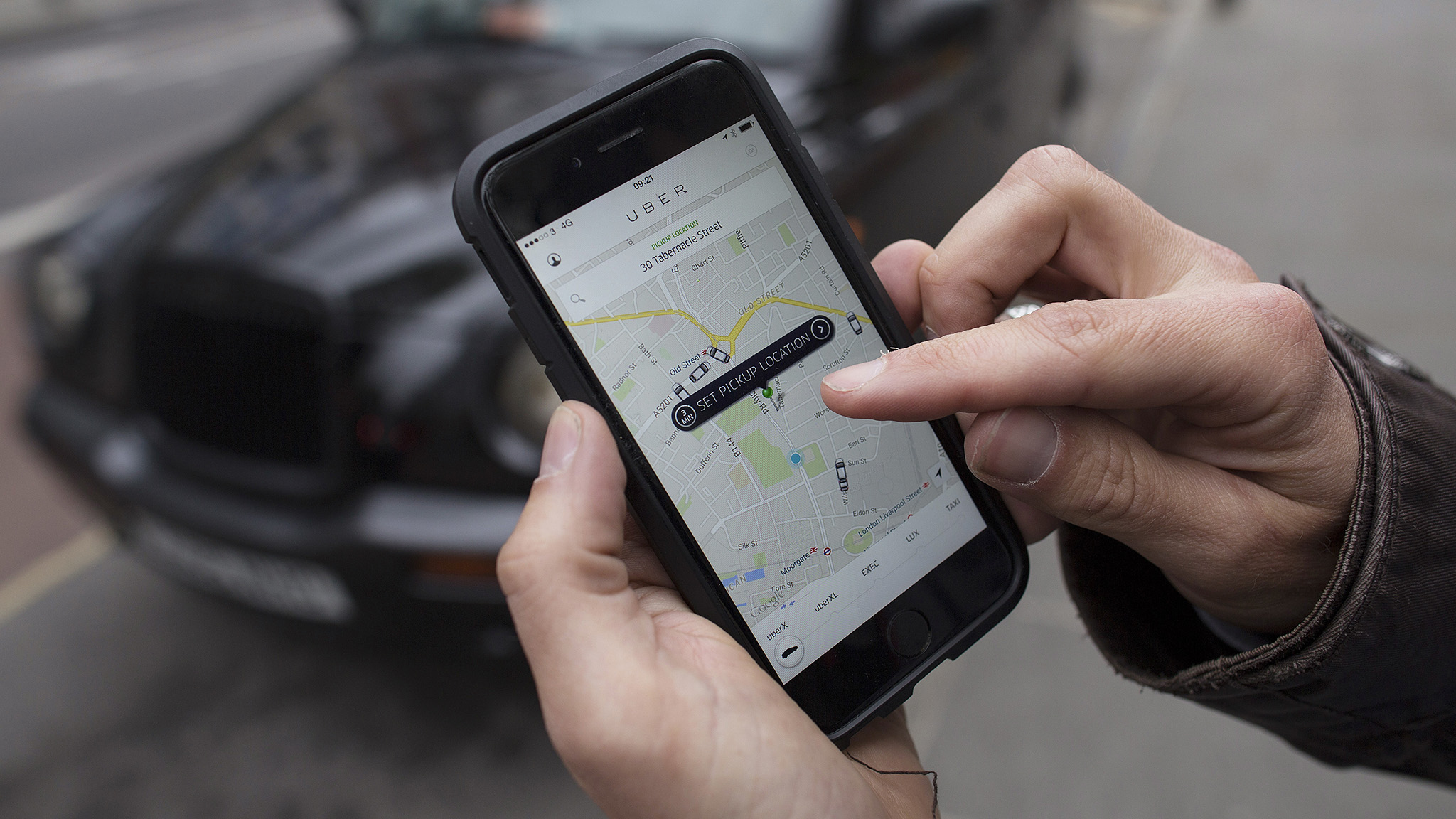 The taxman has strong grounds to test Uber's business model