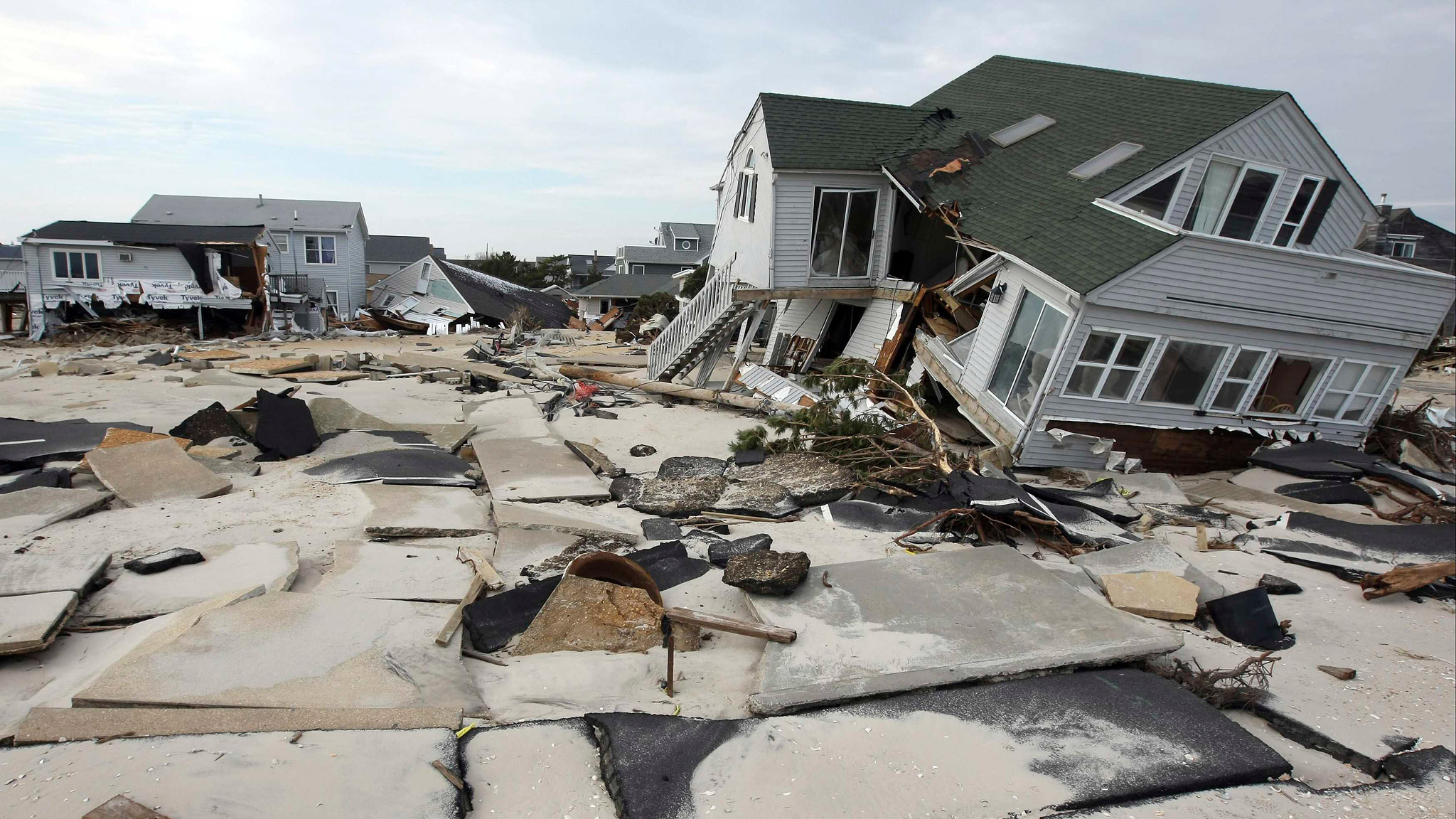 Catastrophe models give insurers insight into disasters