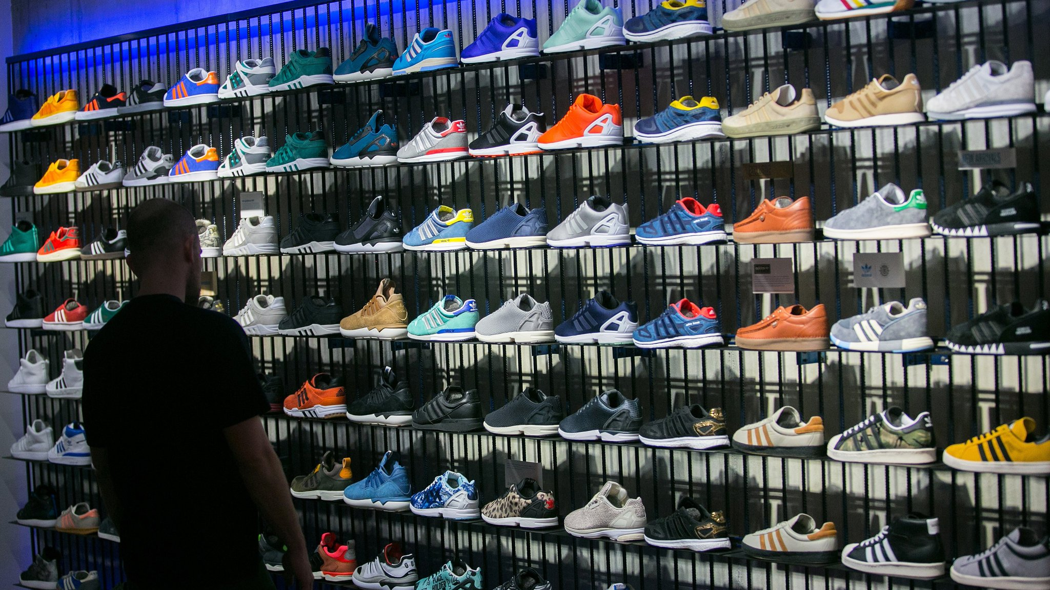 The 'Athleisure' fashion trend helped JD Sports boost sales