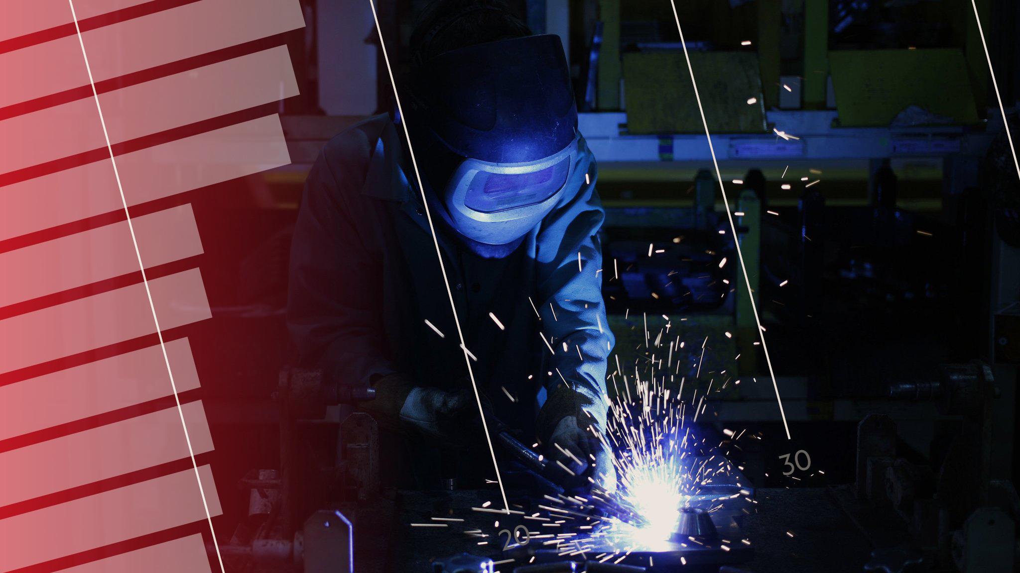 US factories feel chilling effect of tariffs will halt revival
