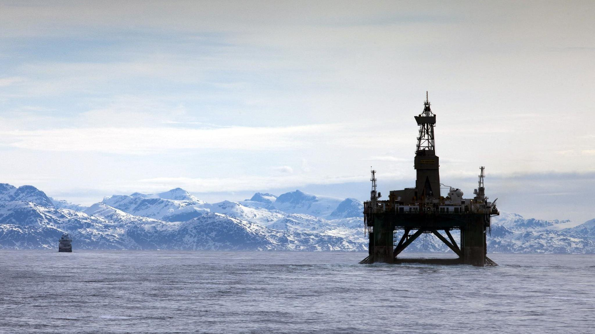 Oil companies put arctic projects into deep freeze sciox Choice Image
