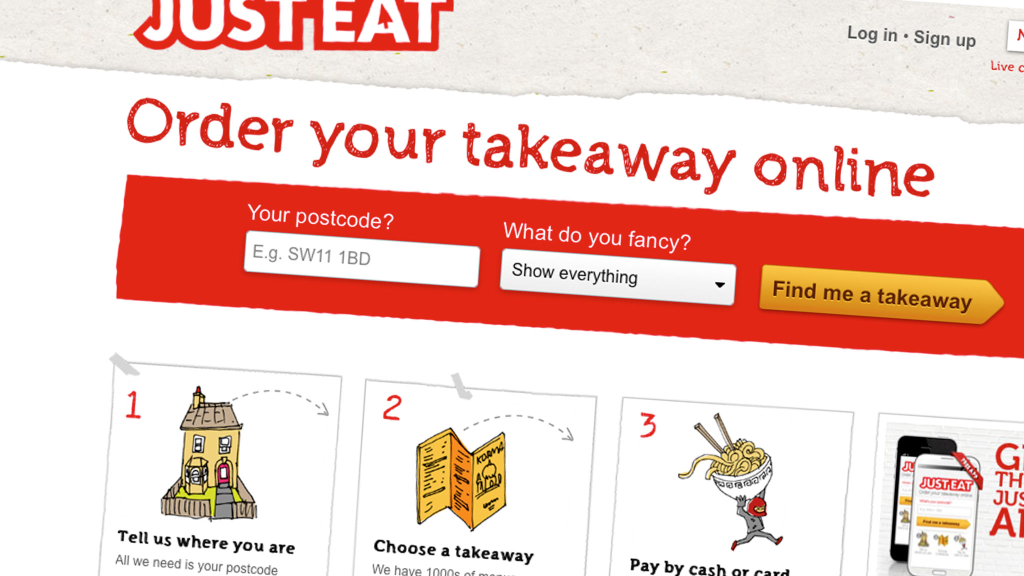Just Eat Gears Up For 700m To 900m London Ipo Financial