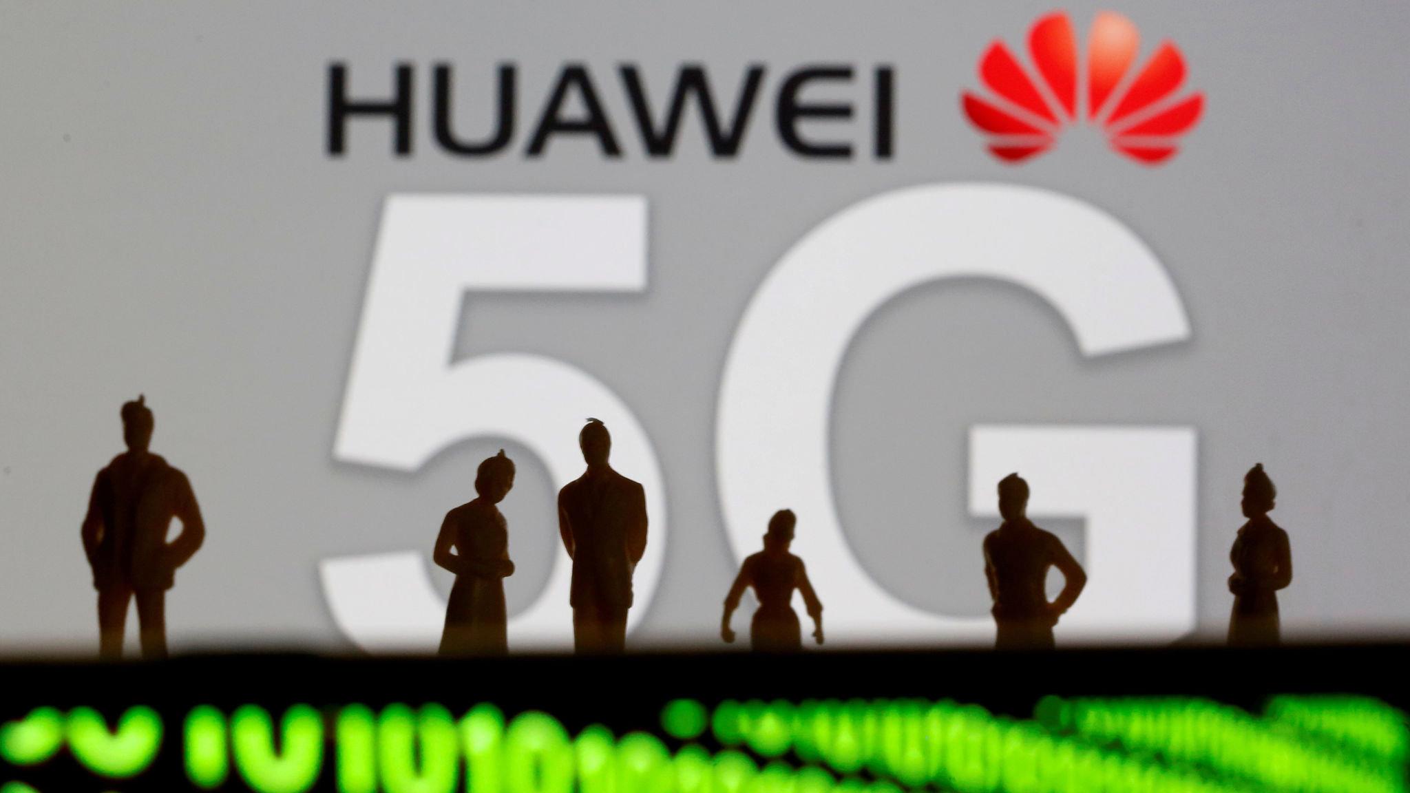 Telefónica chooses Huawei to help build German 5G network