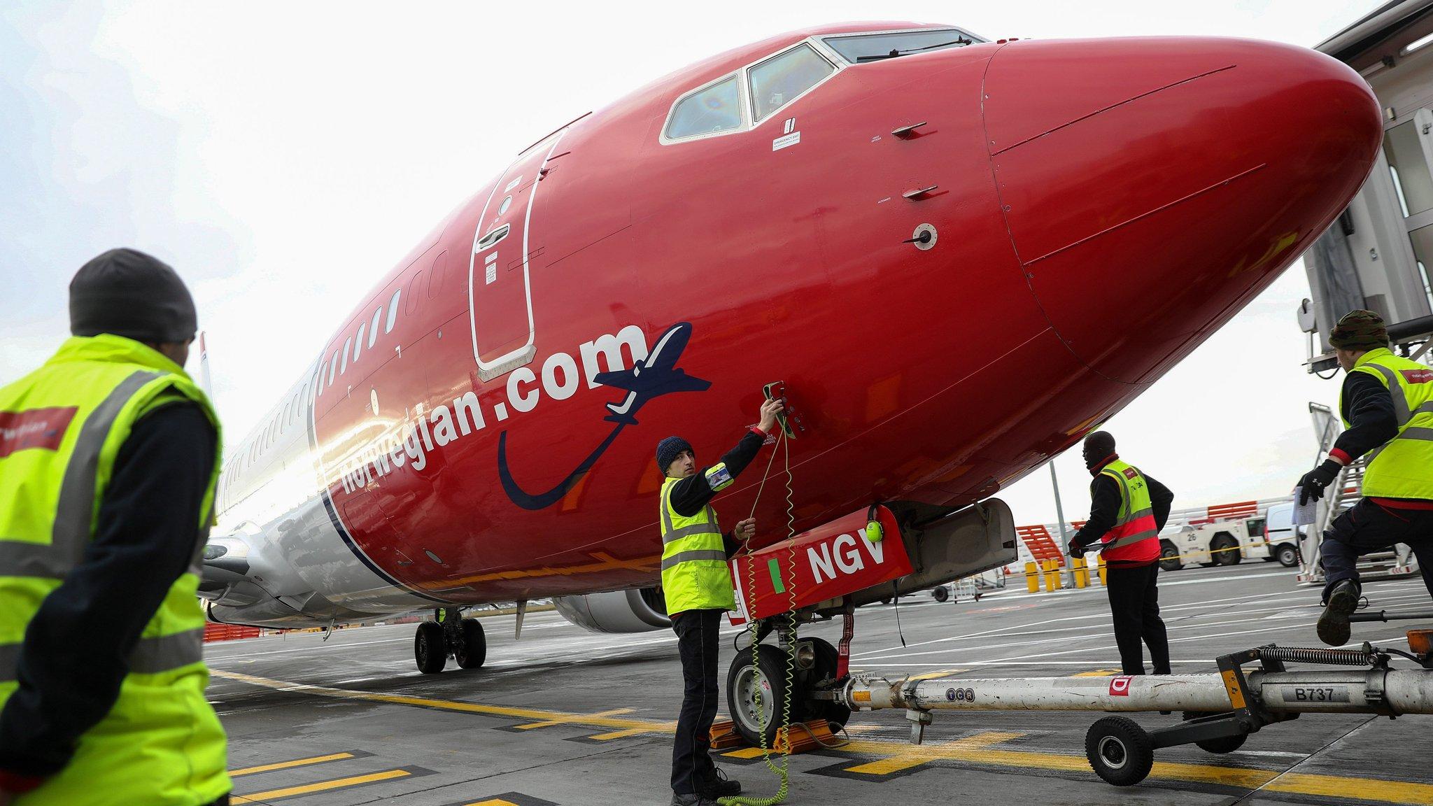 Resultado de imagen para Lufthansa Norwegian Air
