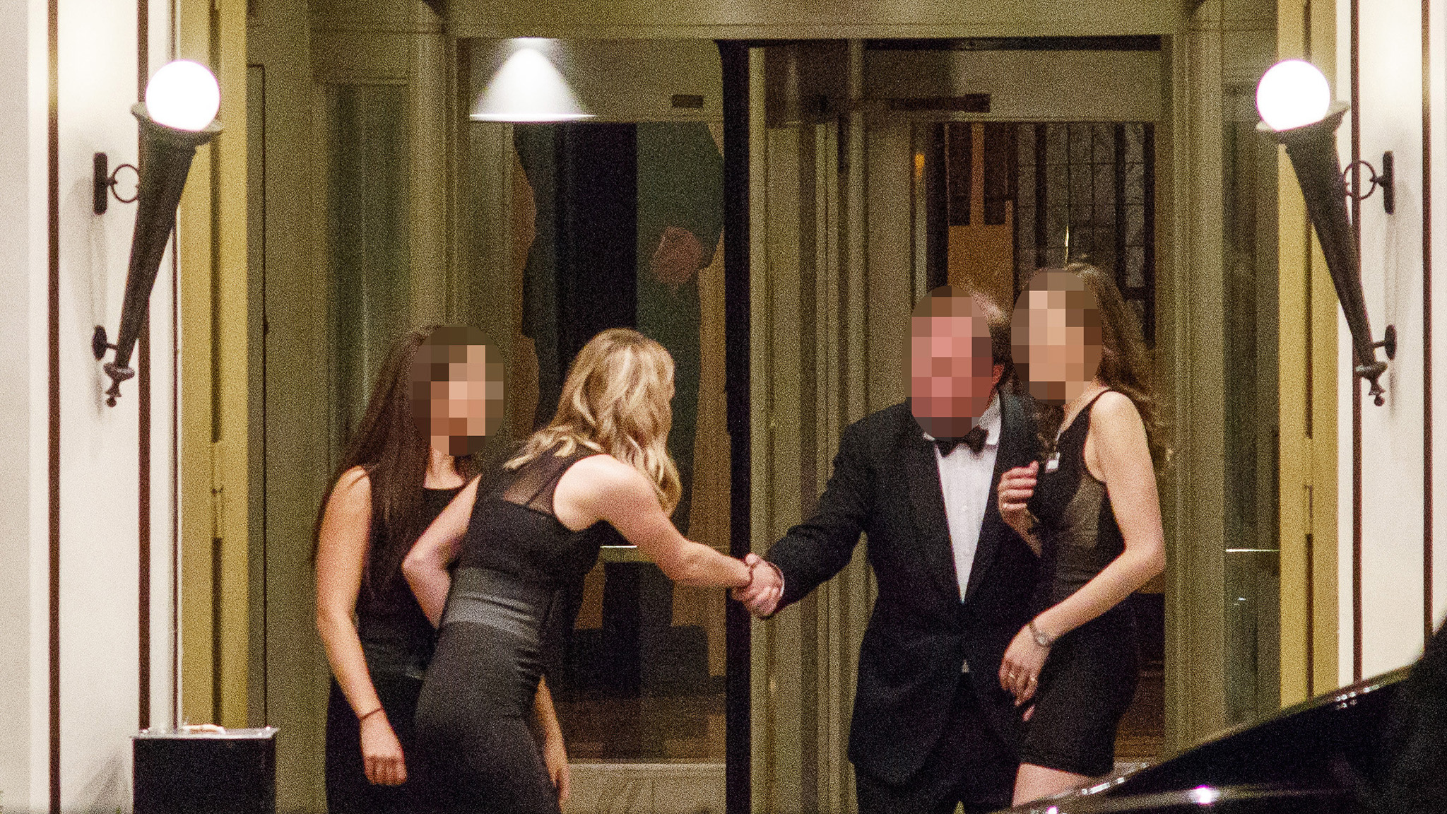 Presidents Club to close after sexual harassment exposé
