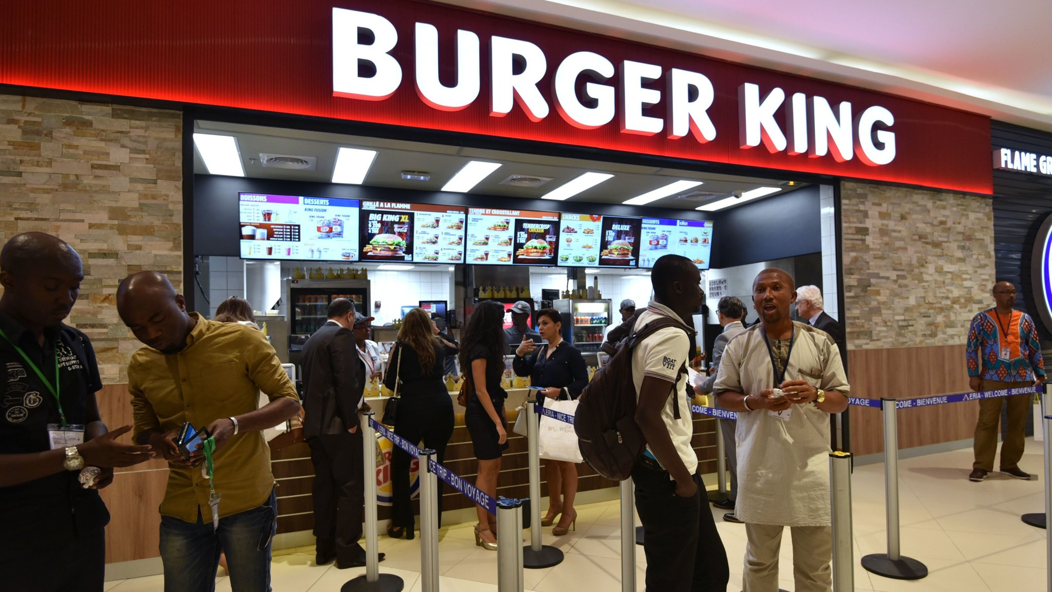 Burger King looks to expand in sub-Saharan Africa | Financial Times