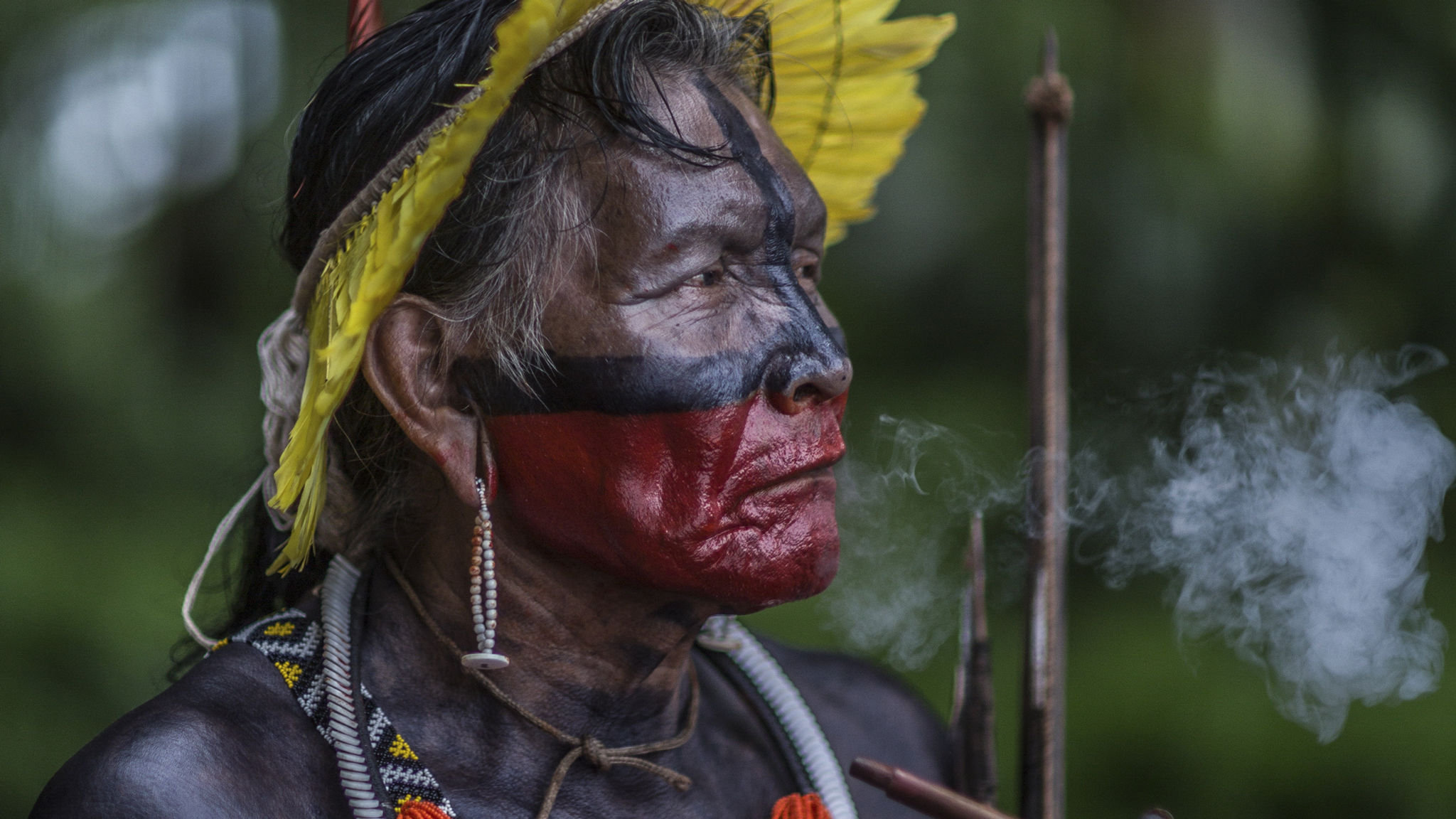 Powerful interests pose threat to Amazon's forest communities