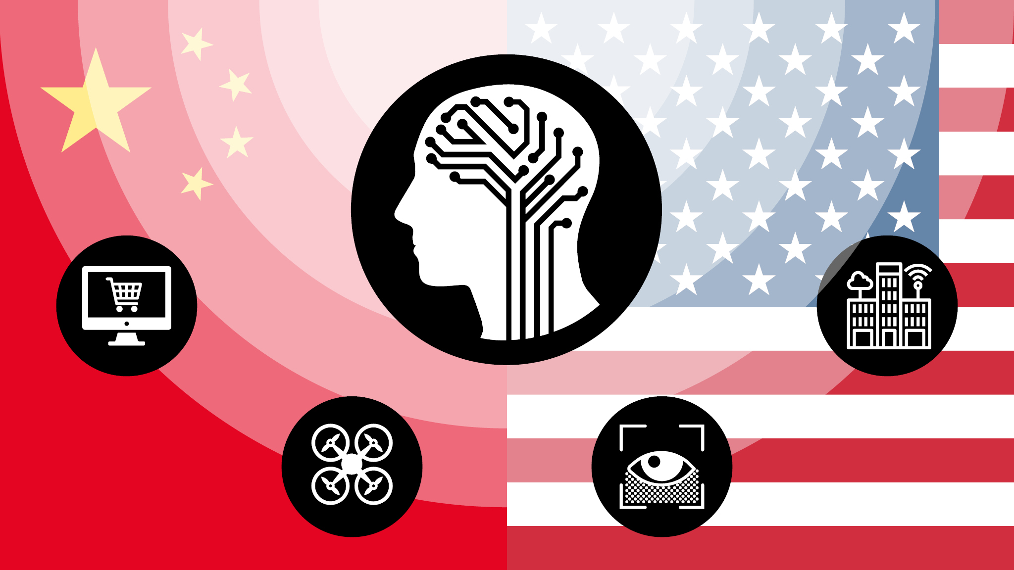 China and US compete to dominate big data
