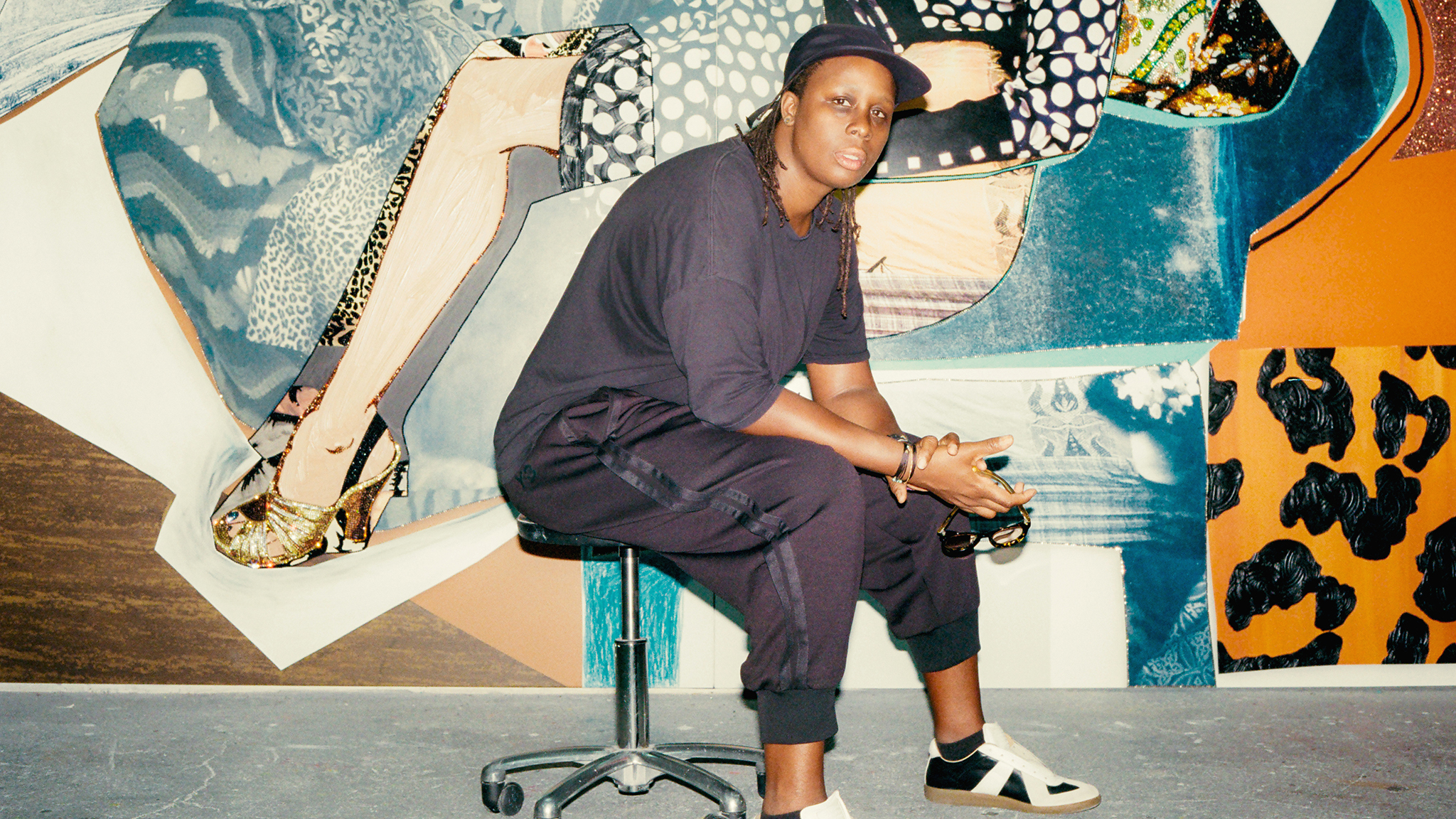 Artist Mickalene Thomas It Was Always A Political Statement Financial Times