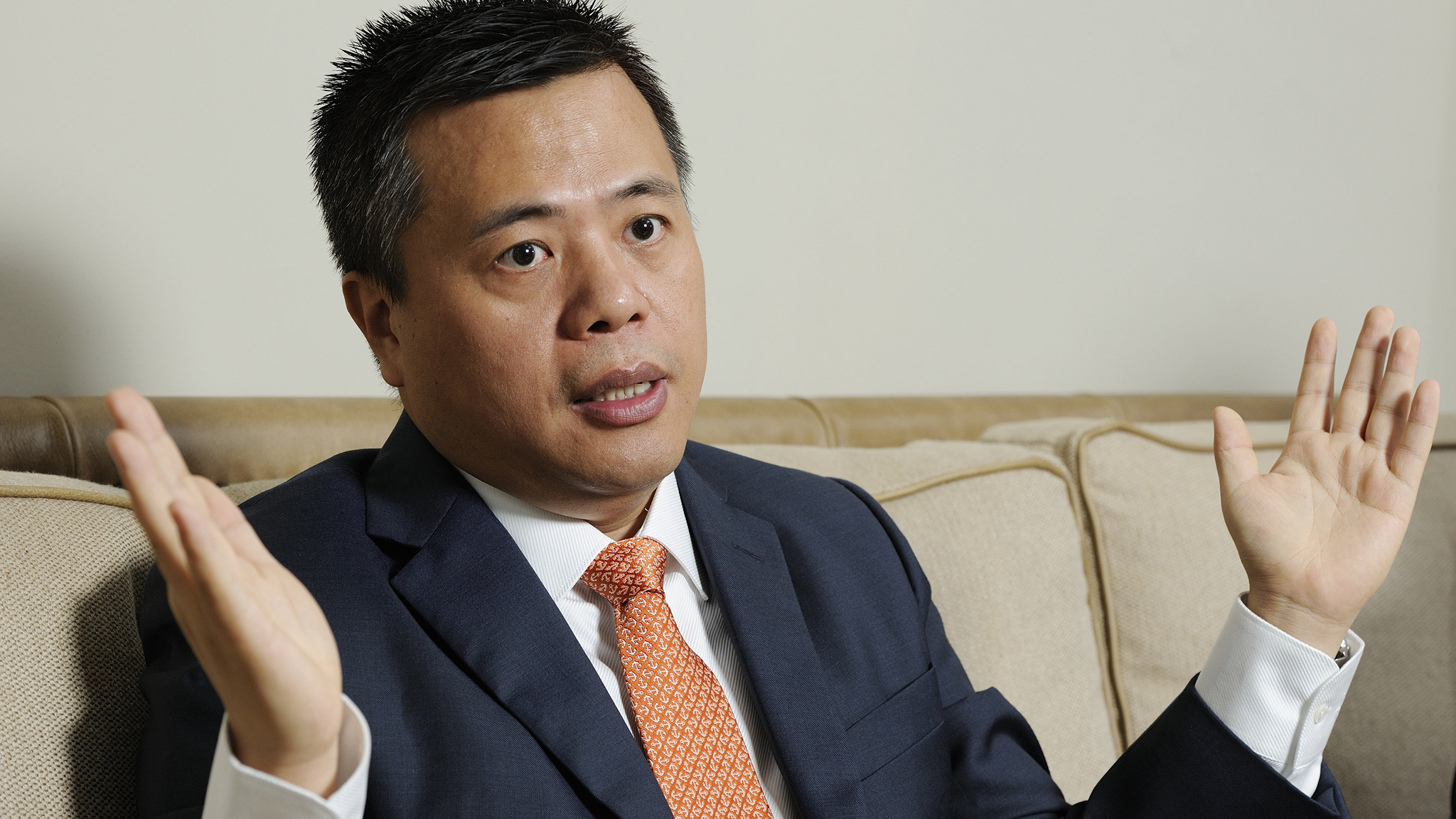 Chinese billionaire with ambitions to reshape investment models | Financial  Times