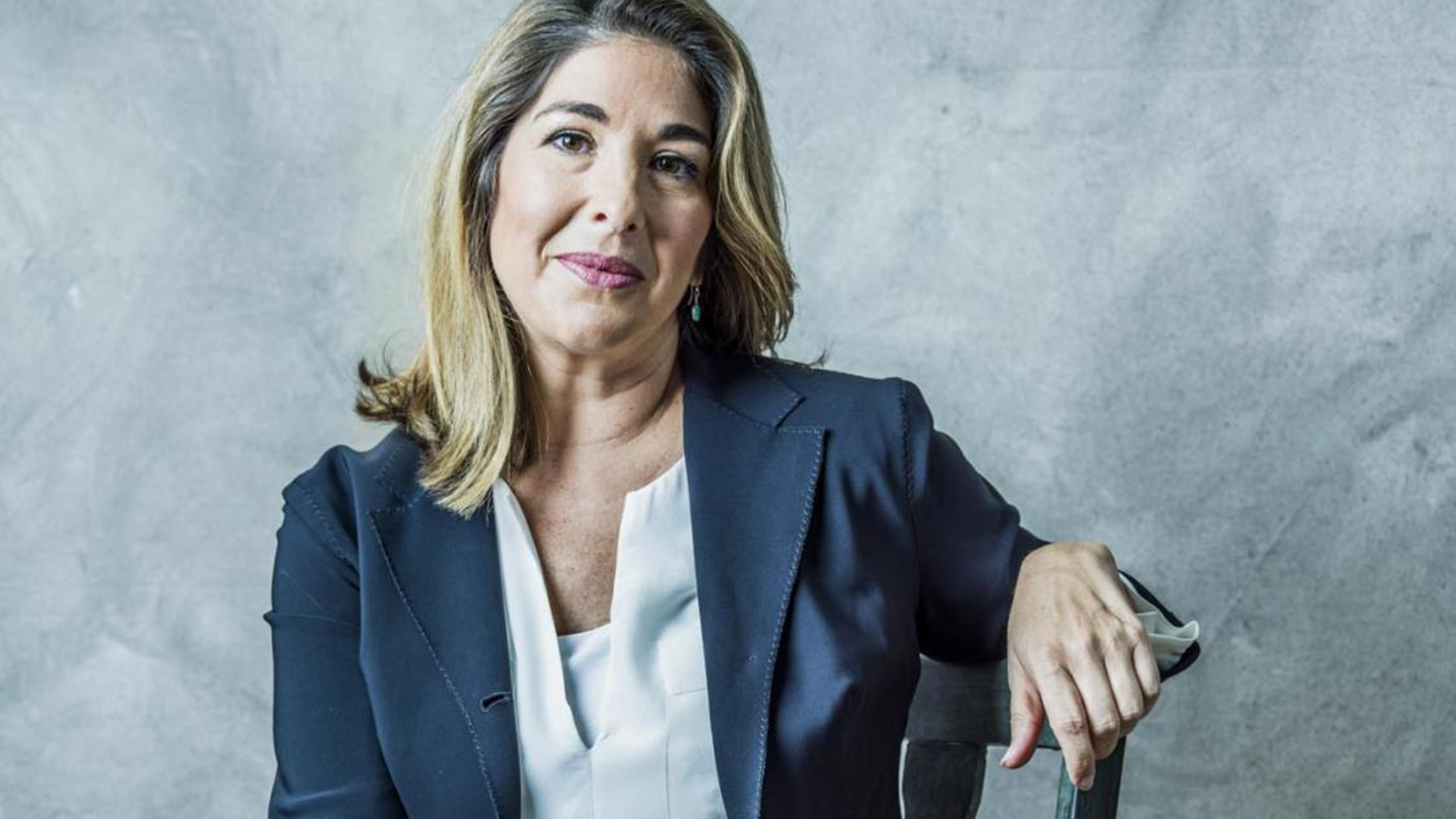 Naomi Klein: 'I'm driven by three emotions: love, terror and rage'
