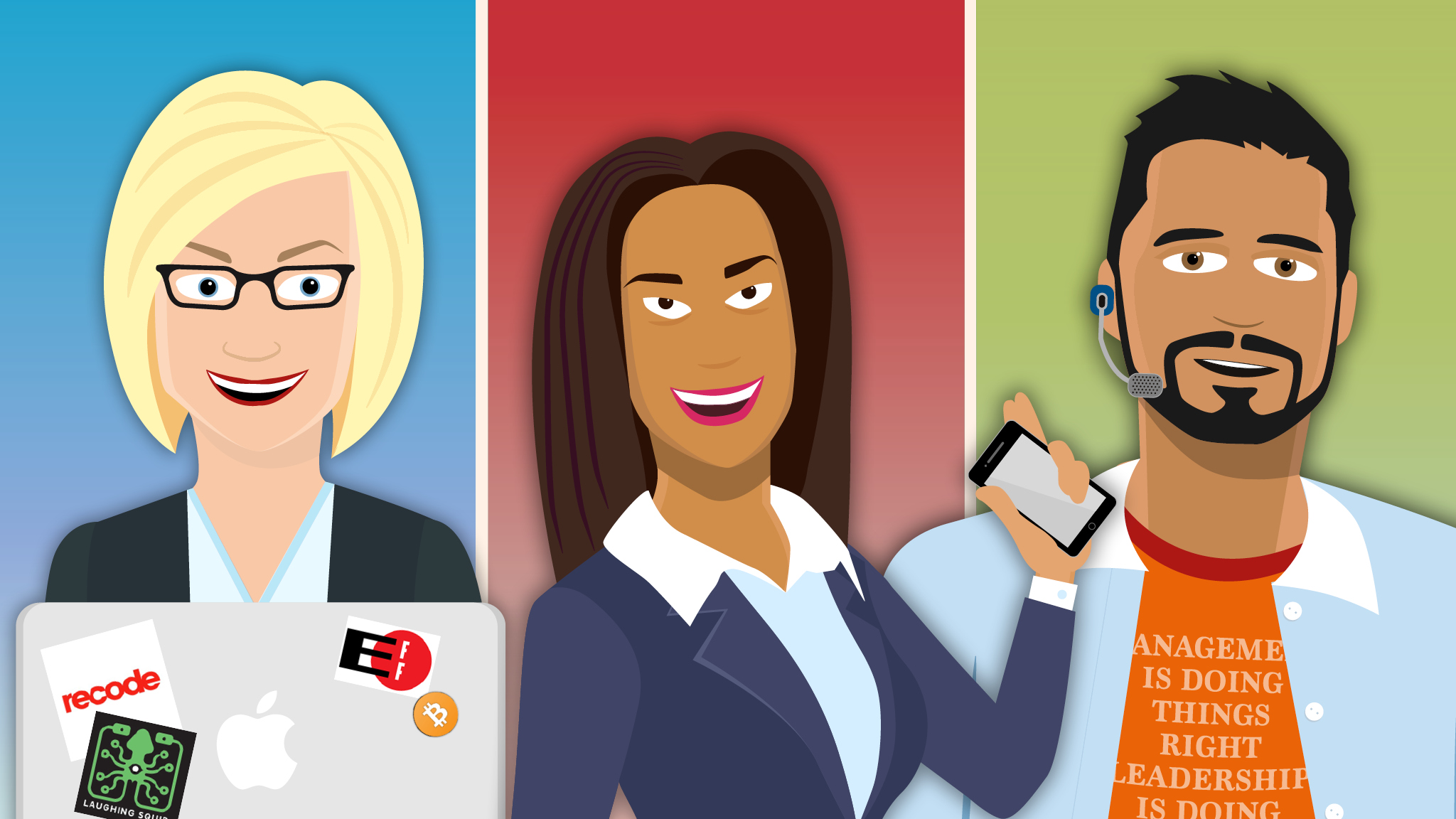 Meet the work tribes of 2018