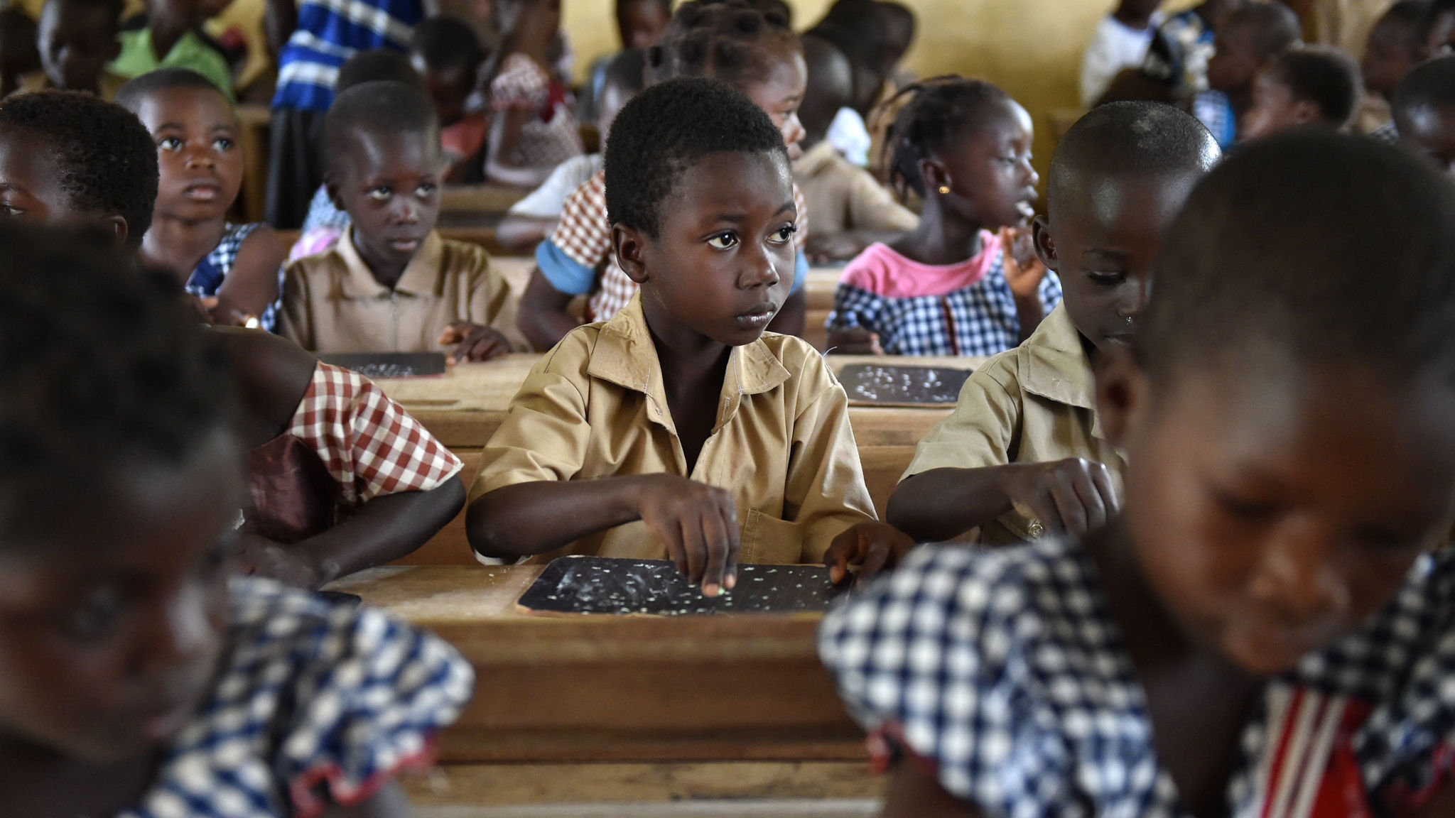 World Bank moves to halve 'learning poverty' and end illiteracy