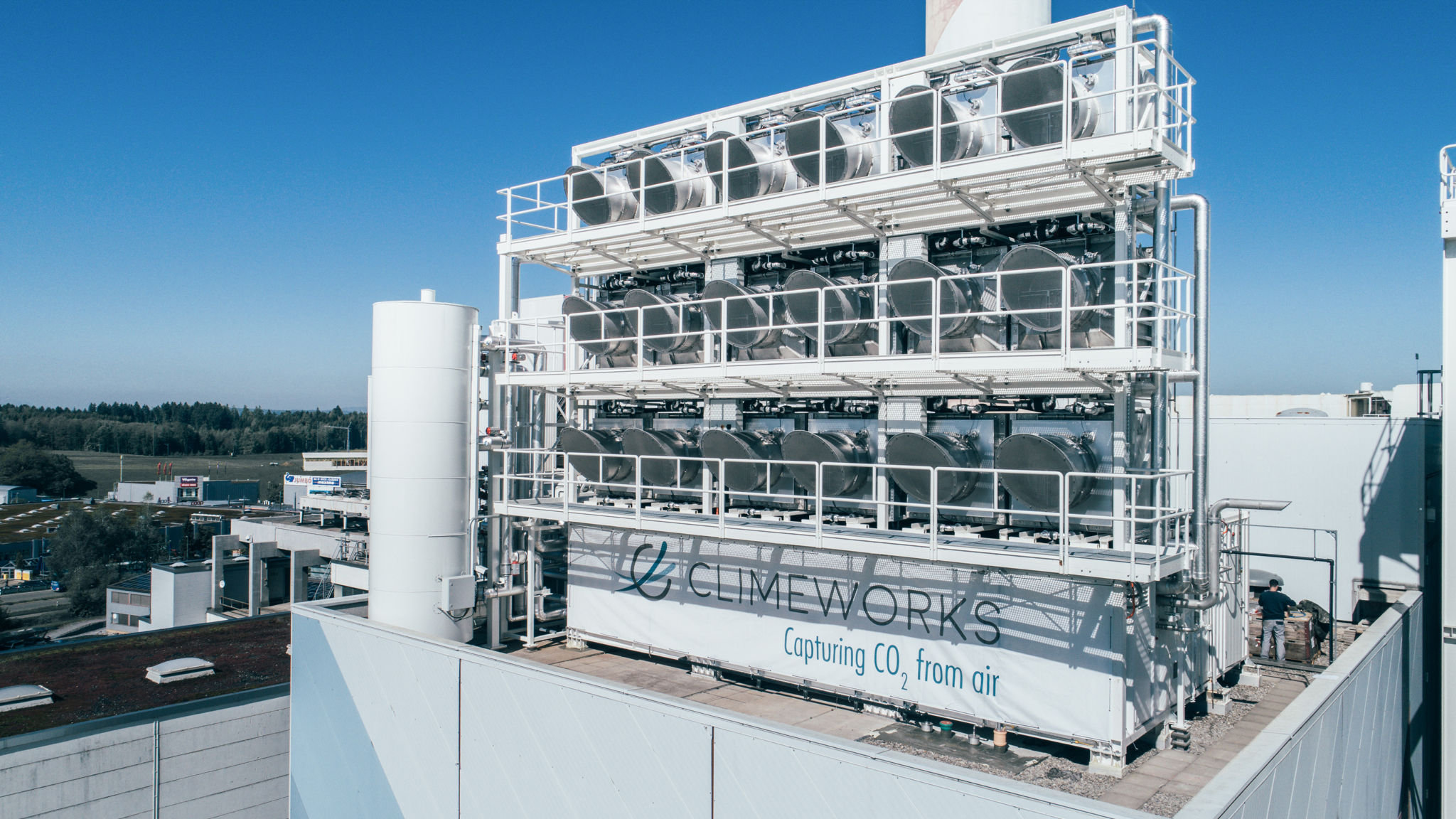 Carbon capture schemes urged to be more ambitious