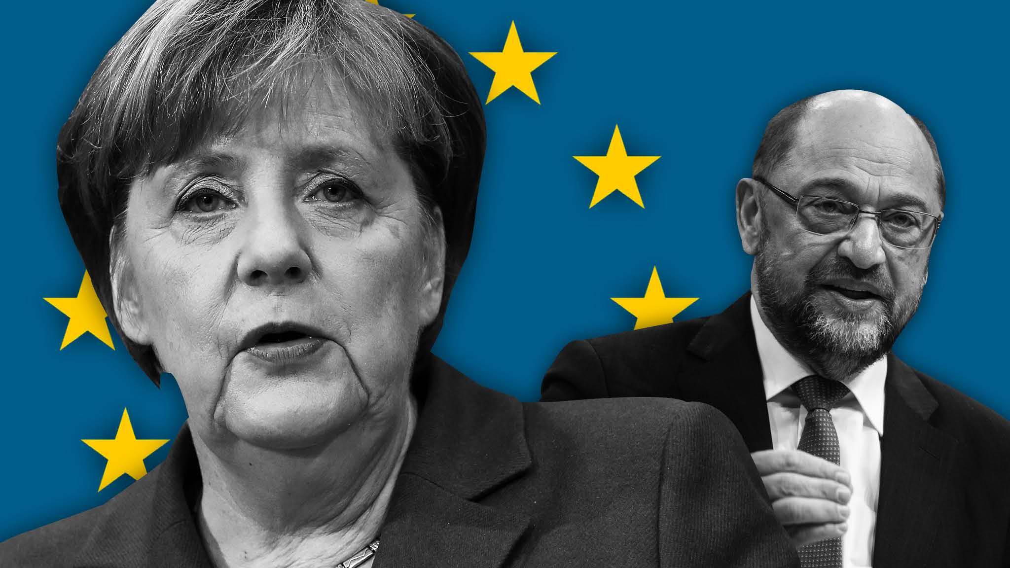 Berlin political deadlock stymies Macron's eurozone plans
