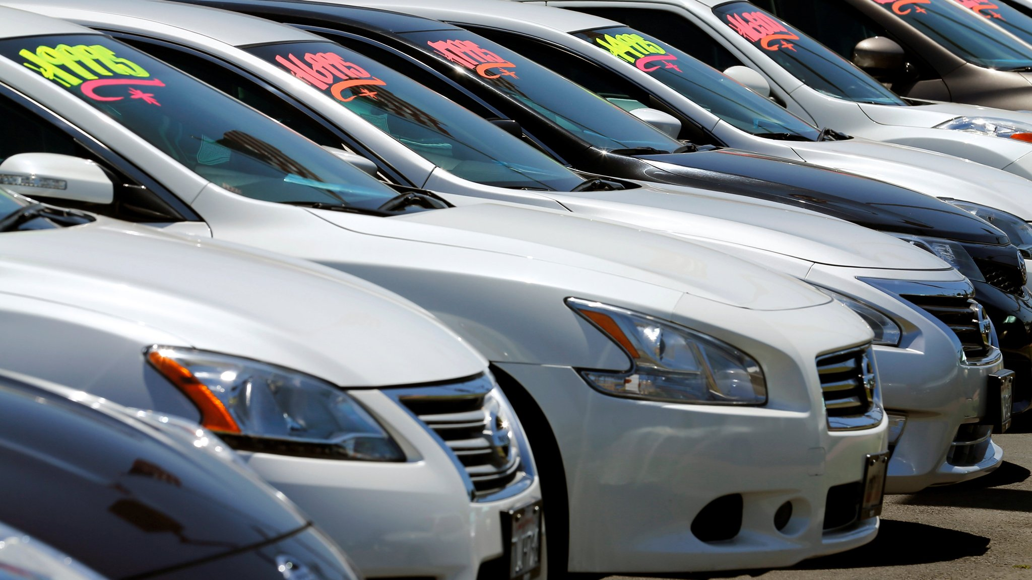 Securitised auto loans hit post-financial crisis high