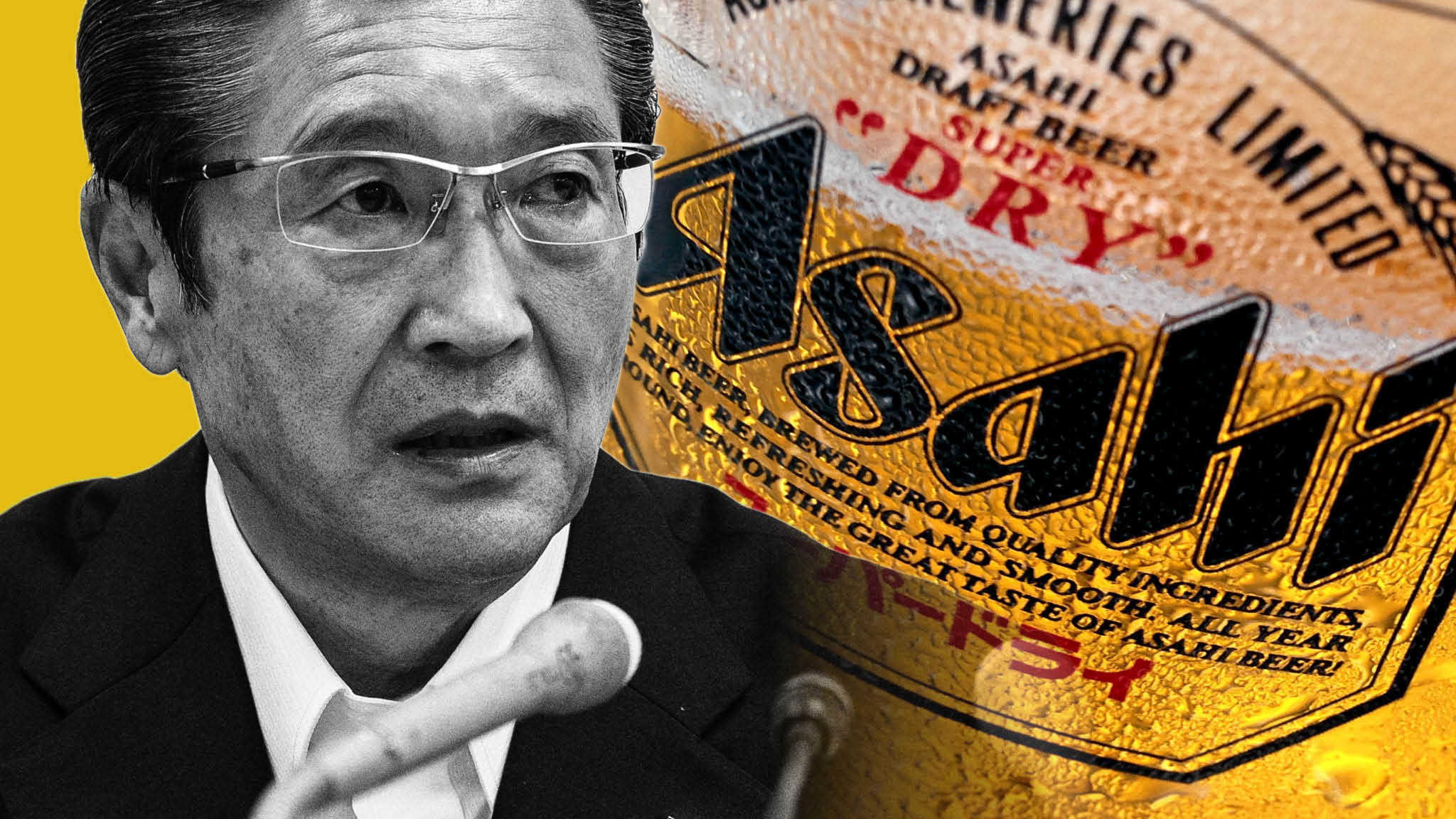 Asahi's voracious thirst sees it take crown as king of M&A in Asia