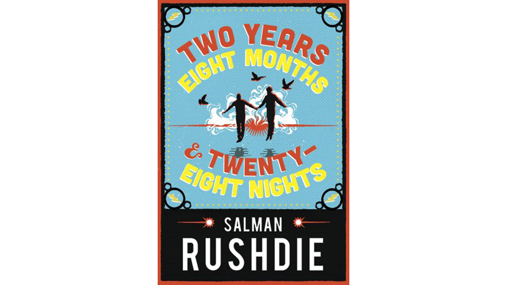 two years eight months and twenty eight nights by salman rushdie two years eight months and twenty eight nights by salman rushdie