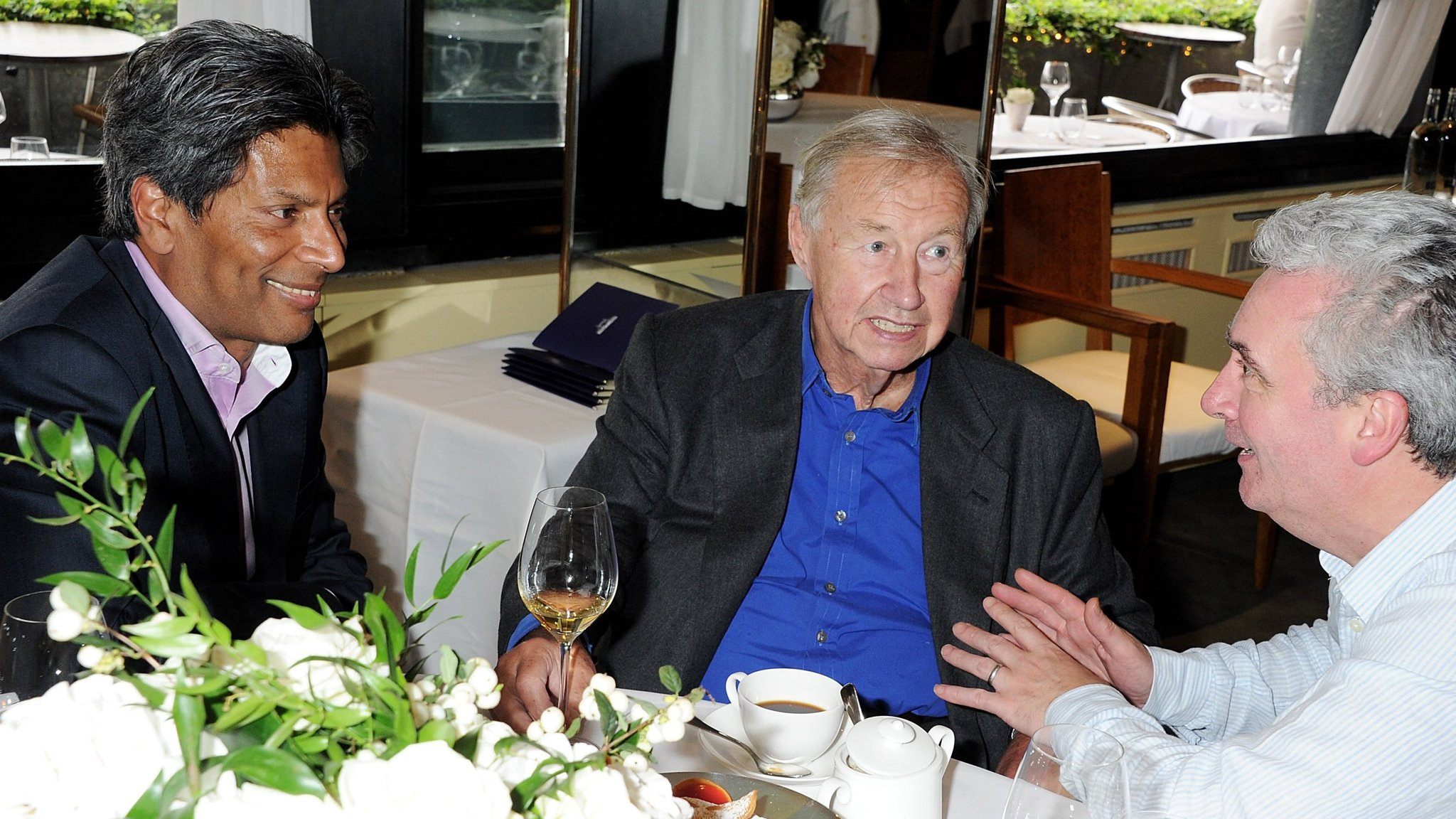 Sir Terence Conran Fights Off Claim From Former Business Partner
