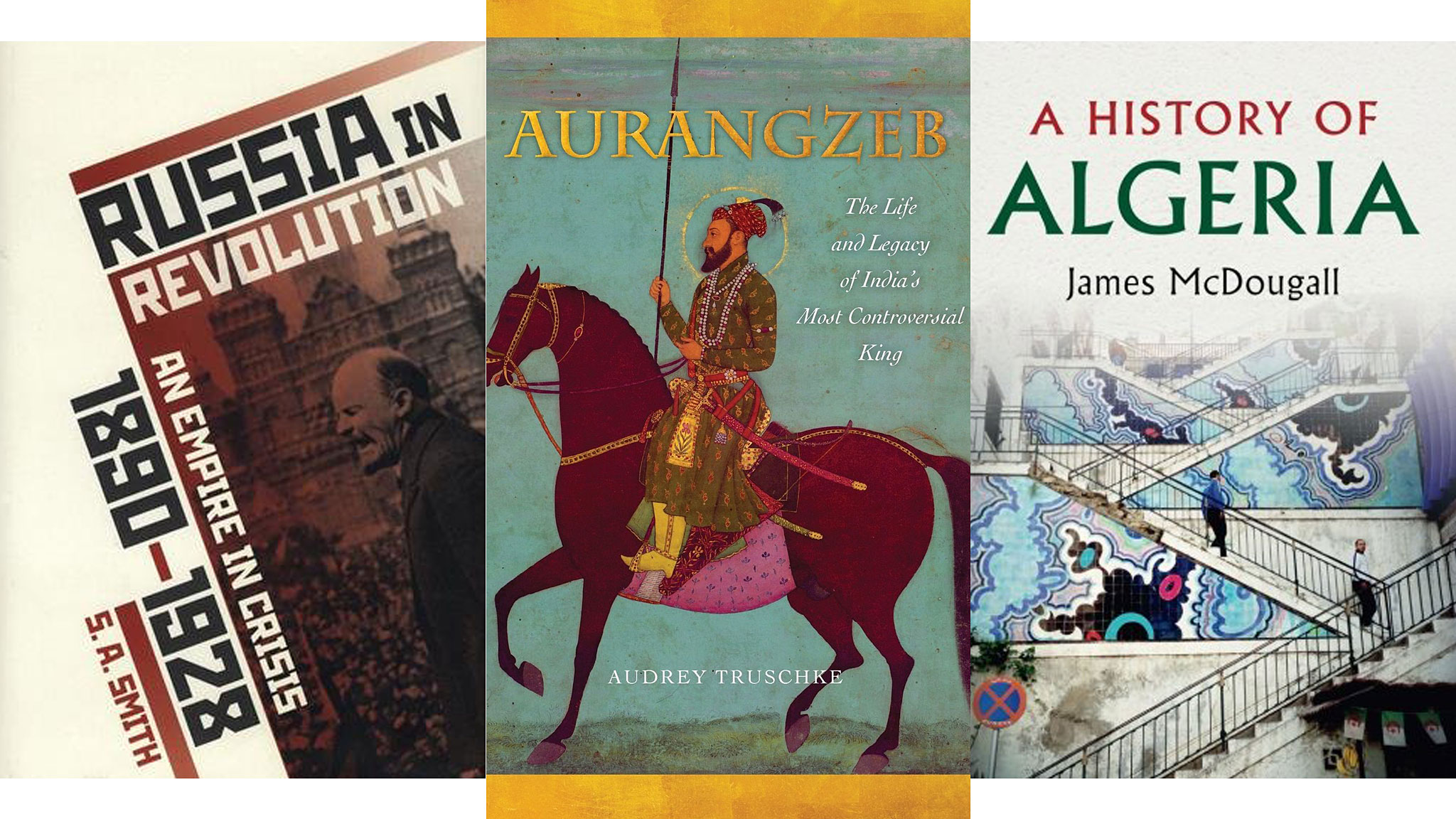 Summer books of 2017: History | Financial Times