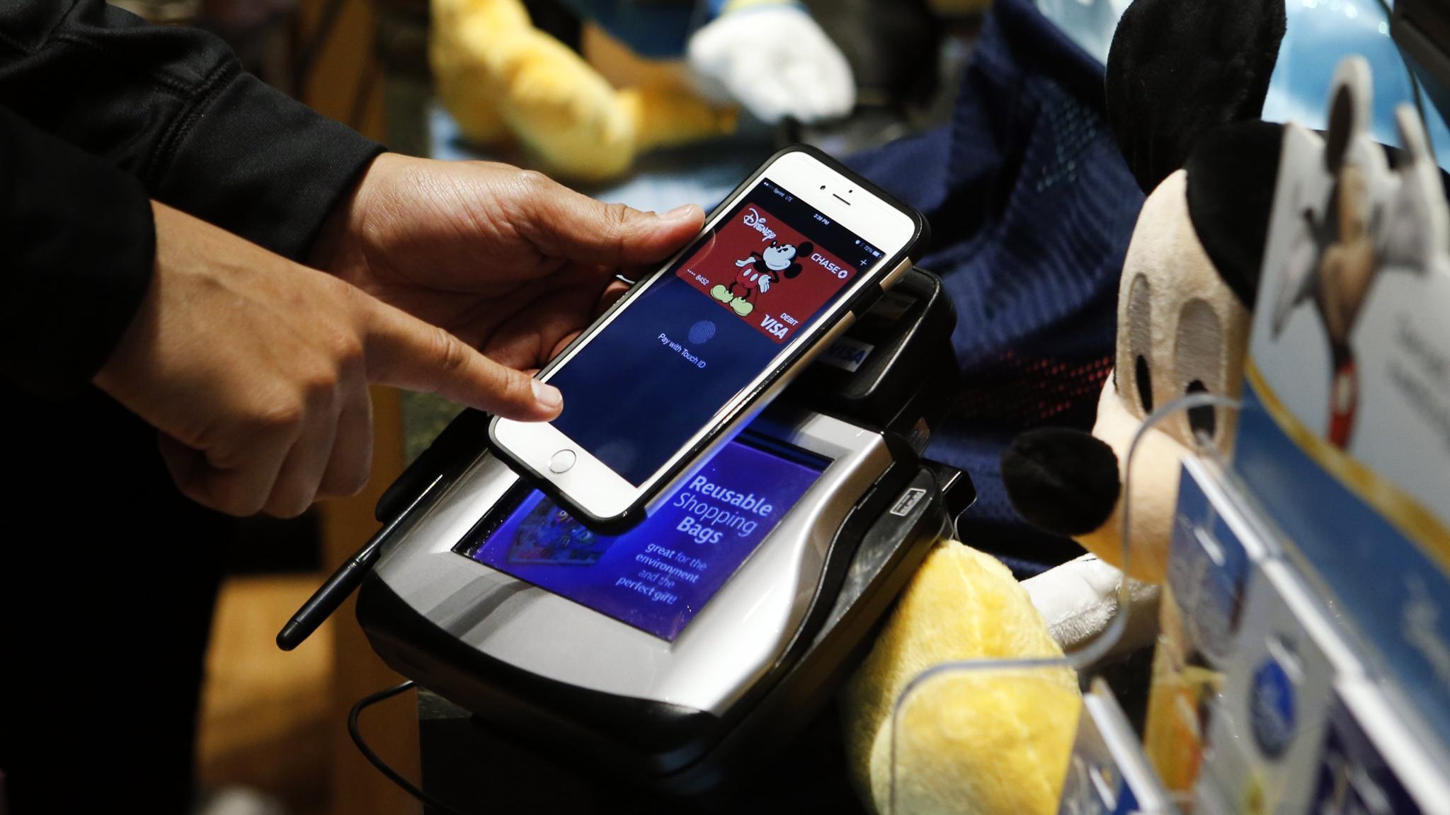 Apple Pay: revolution at the tills as the digital wallet