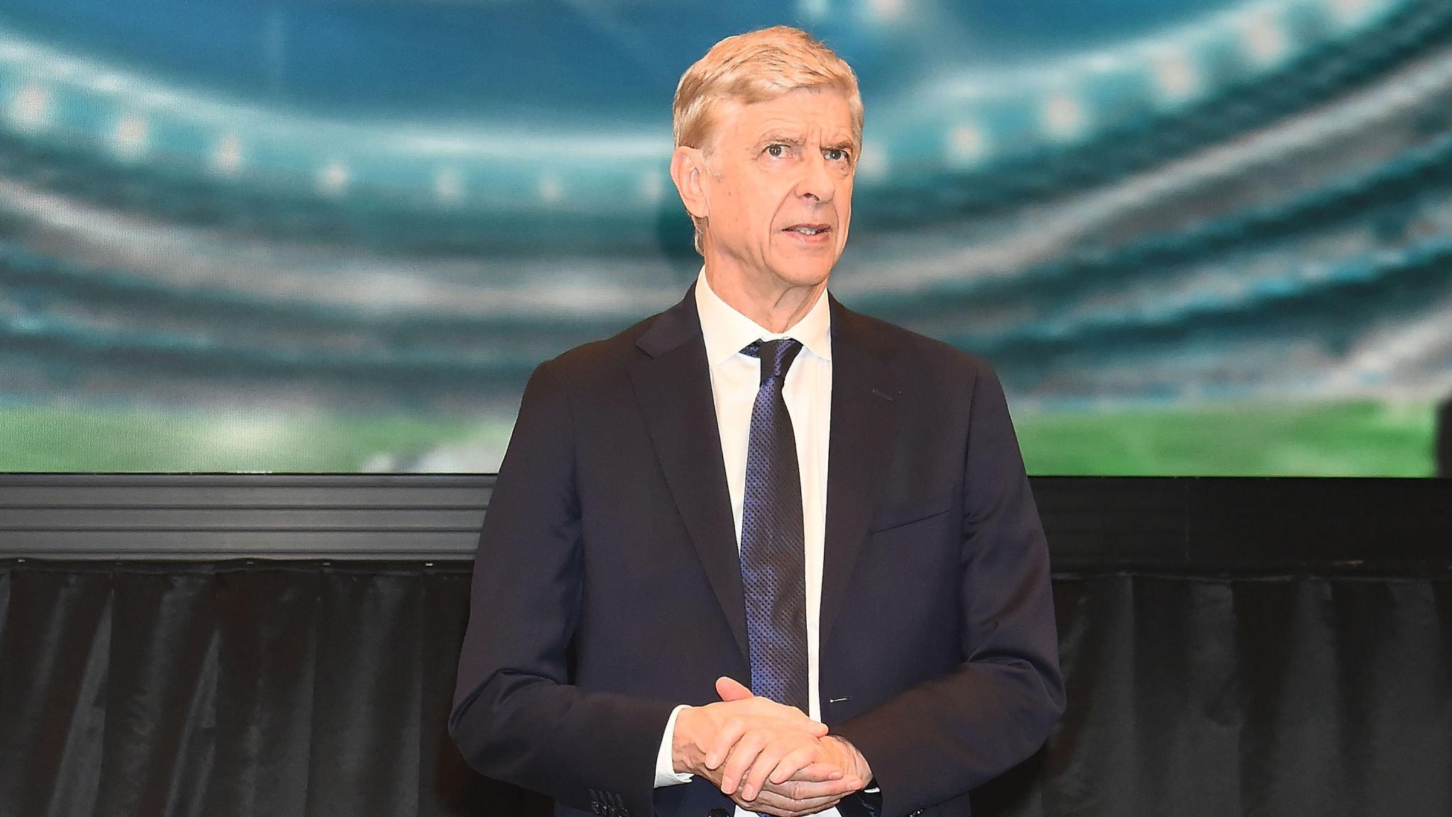 Former Arsenal Boss Arsene Wenger Takes Up Post At Fifa Financial Times