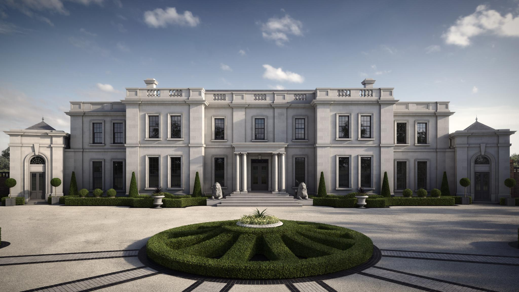 Floor Plans For Mansions Isle Of Man Builds On Legacy To Attract Homebuyers