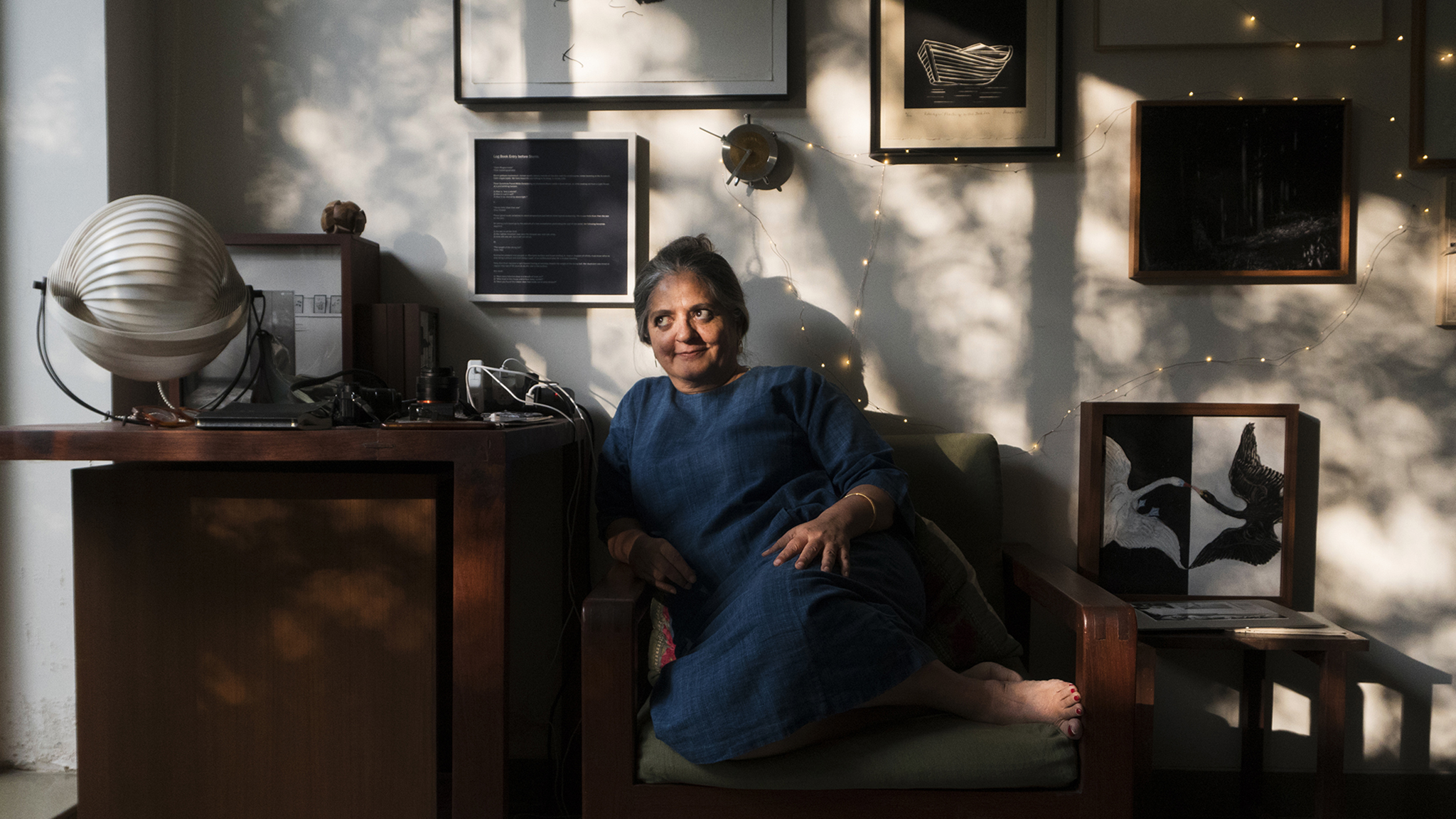 Dayanita Singh: 'Why should photography be stuck on the wall?'