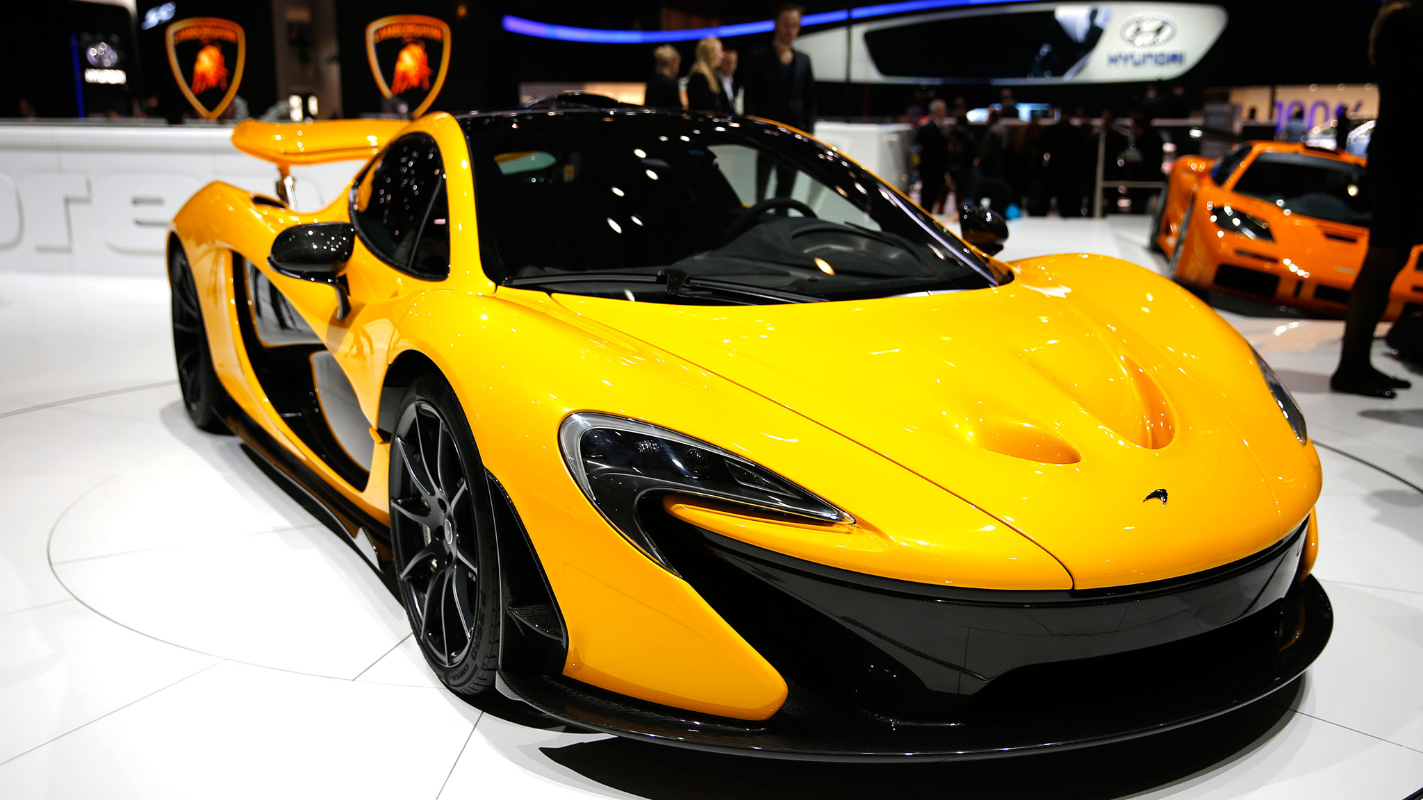 Supercar maker McLaren sees profits fall after research drive ...