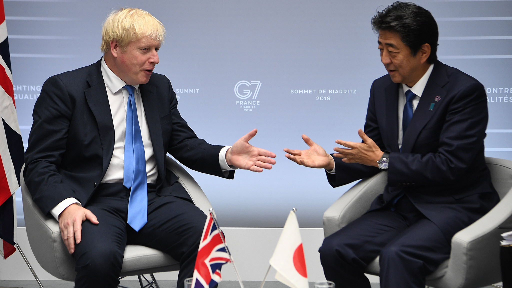 Japan trade accord becomes post-Brexit priority for UK
