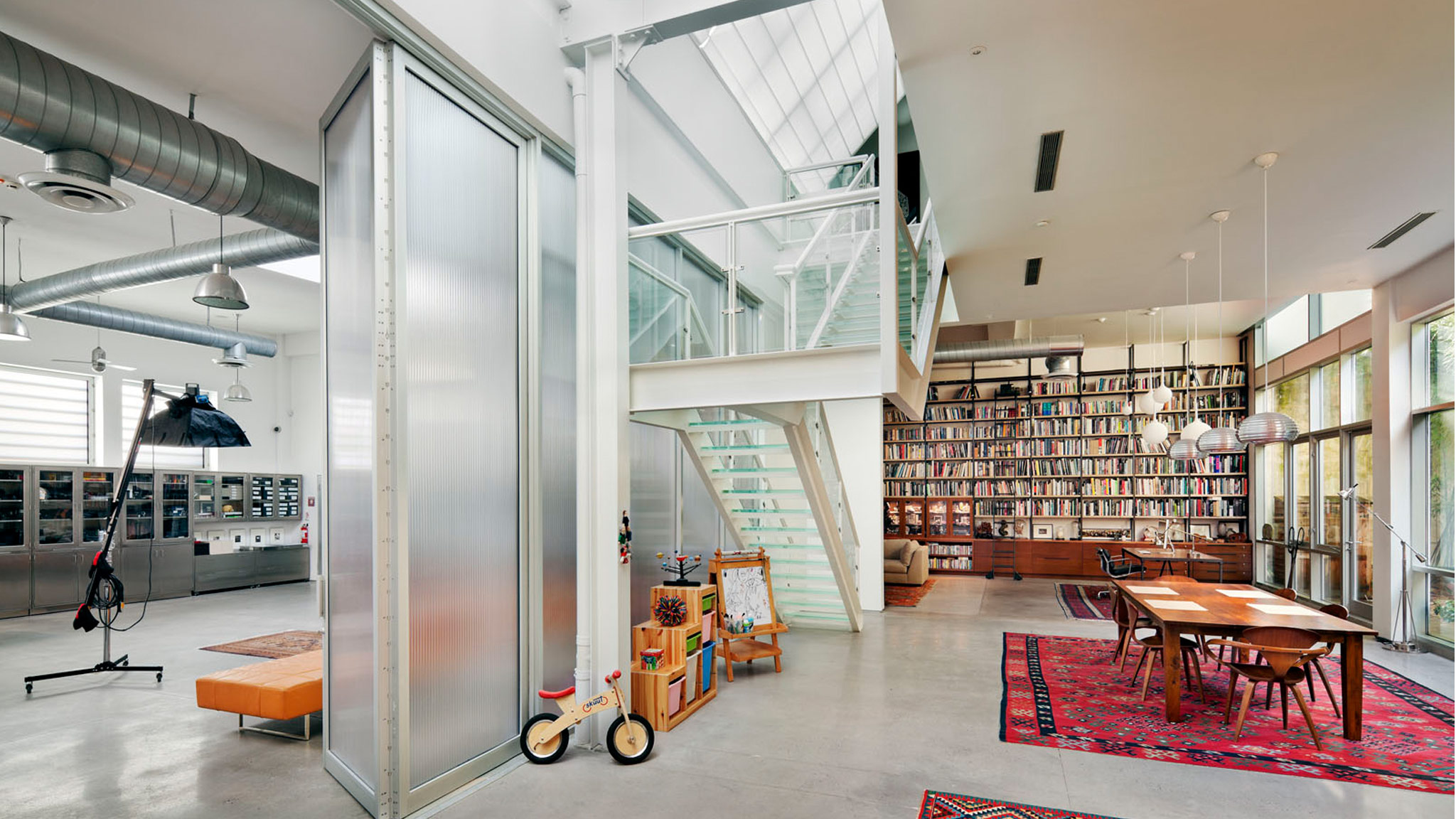 Architecture The Live Work Studios Of New York S Artists