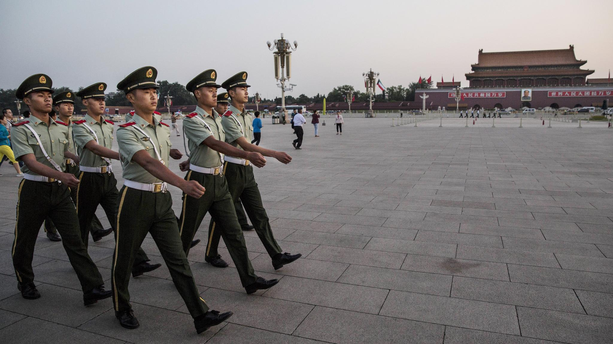 chinese students far removed from tiananmen of 1989 financial times