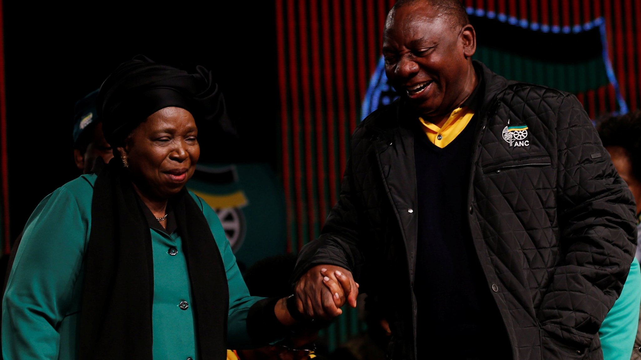 Veterans face off in ANC leadership fight in South Africa