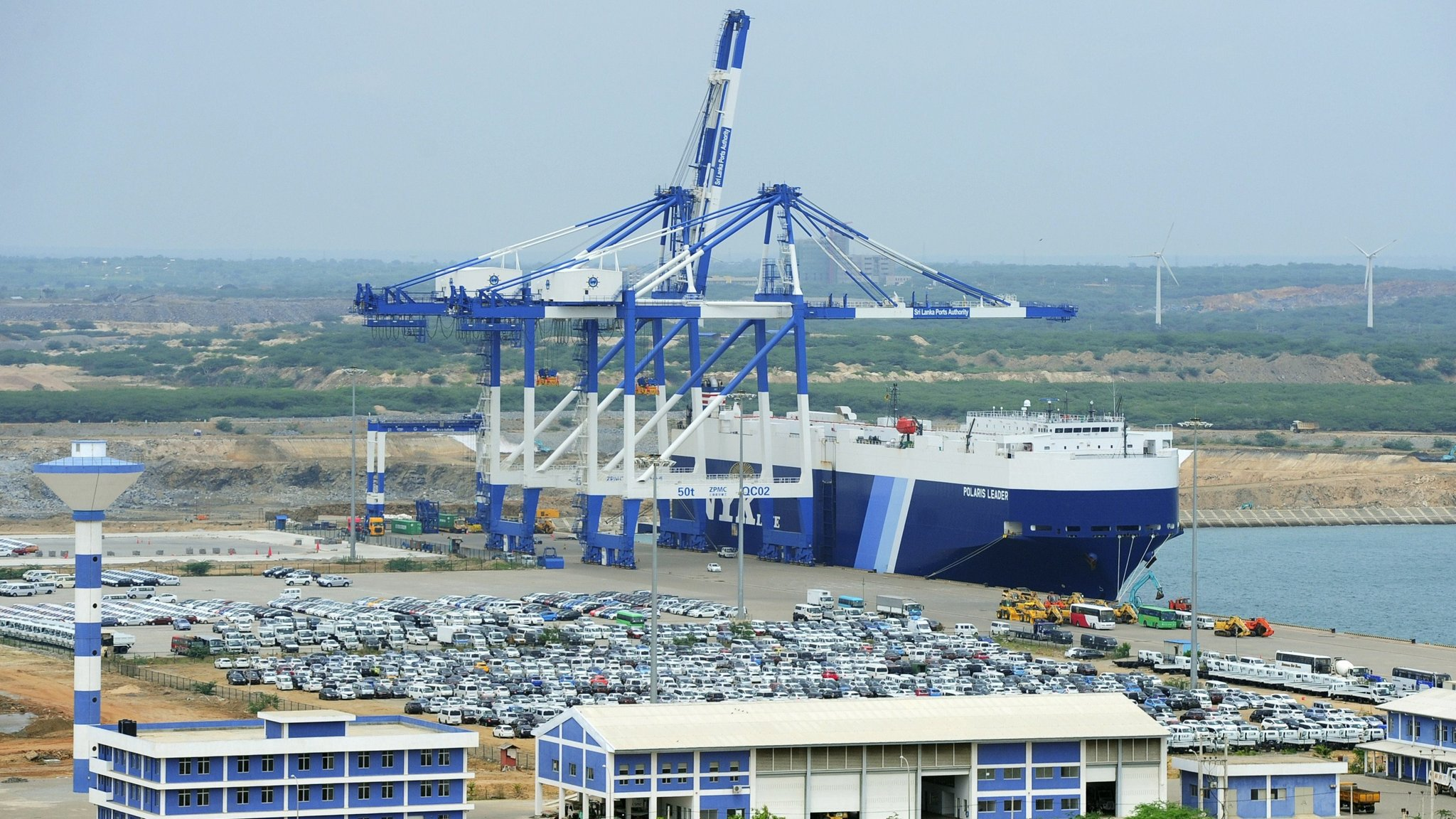 China Signs 99 Year Lease On Sri Lanka S Hambantota Port Financial