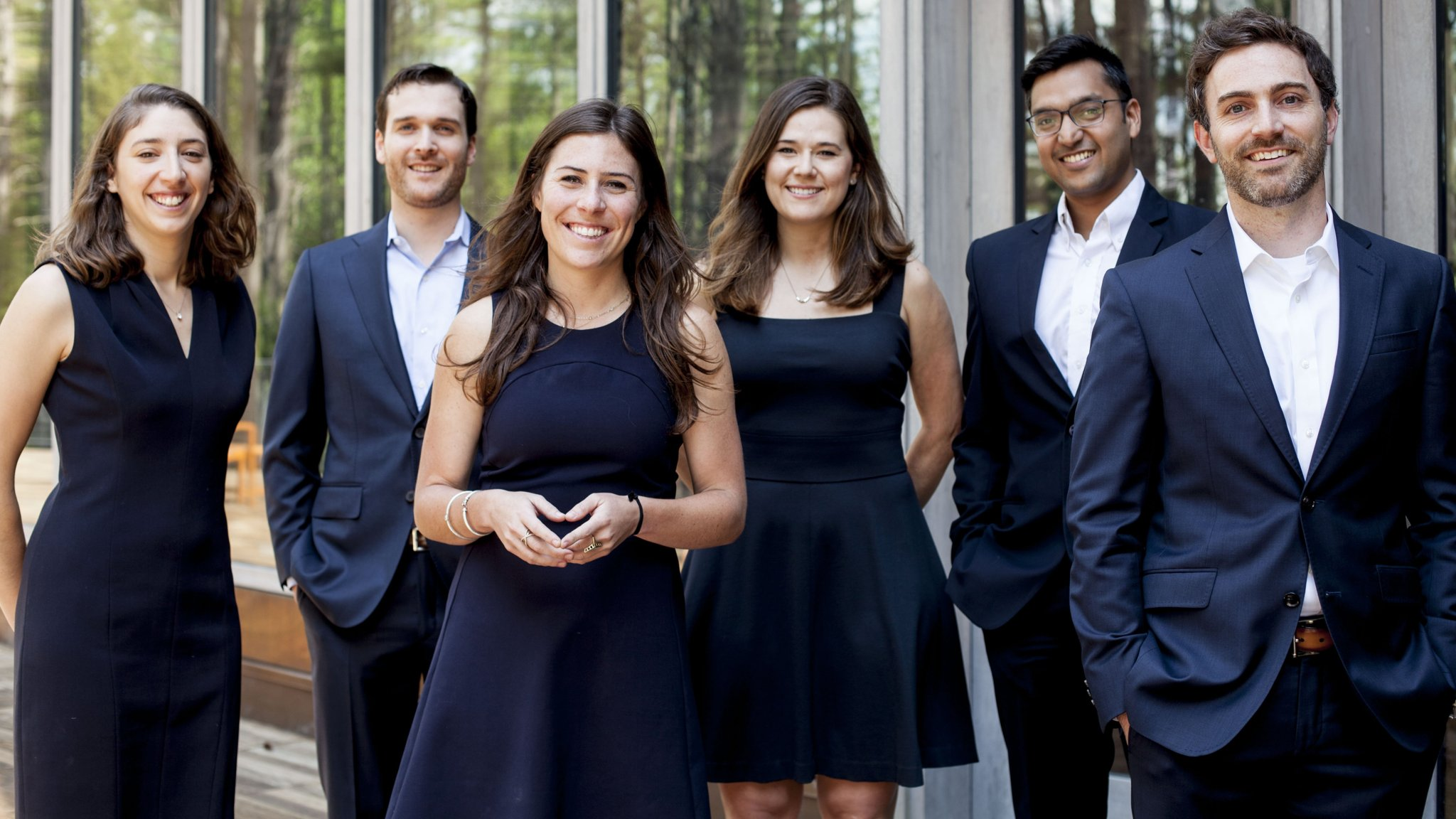 The MBA students gaining practical investment management experience